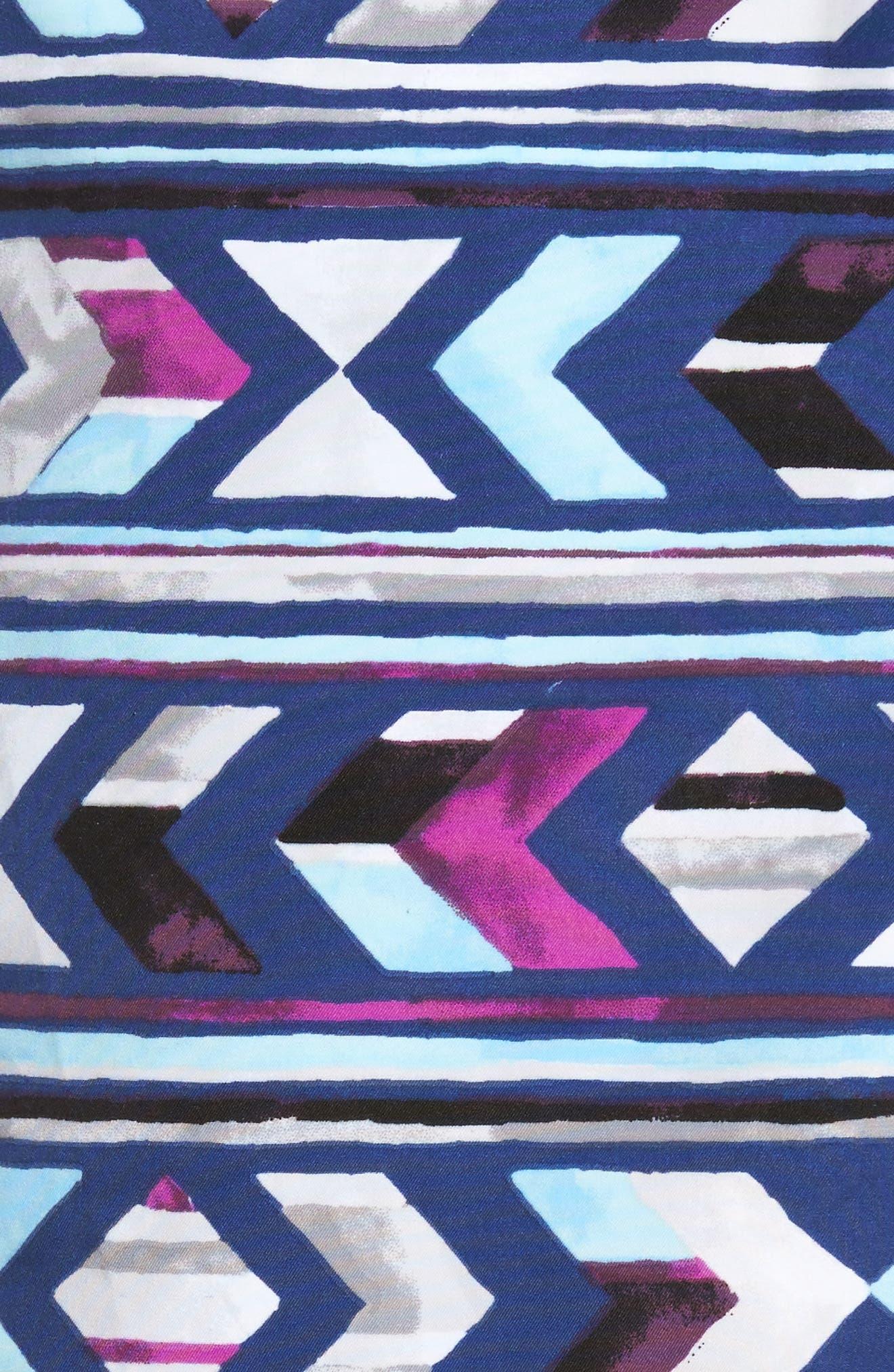 Alternate Image 5  - Tommy Bahama Baja Aloha Arrow Board Shorts