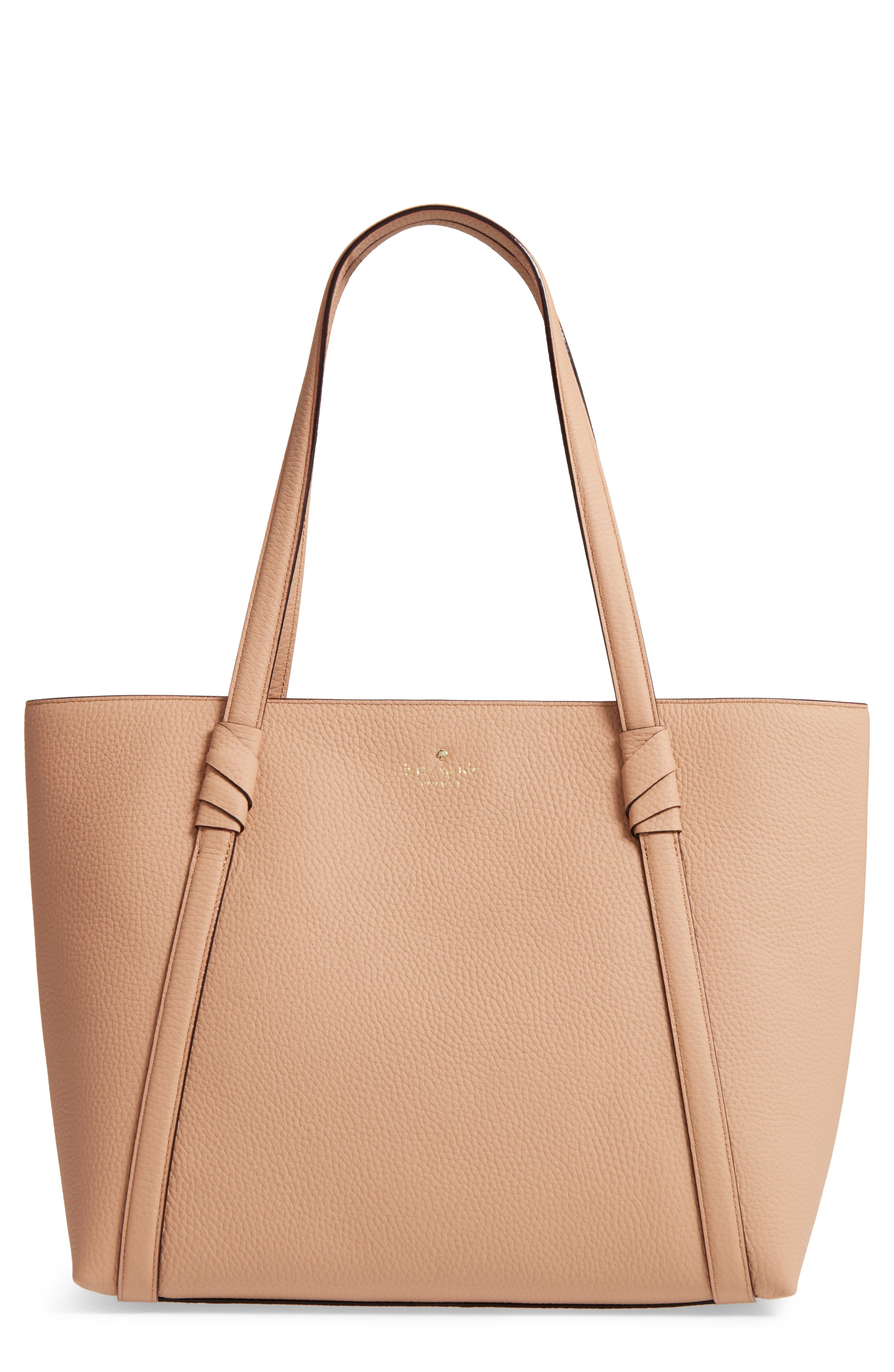 Alternate Image 1 Selected - kate spade new york daniels drive - cherie leather tote (Nordstrom Exclusive)