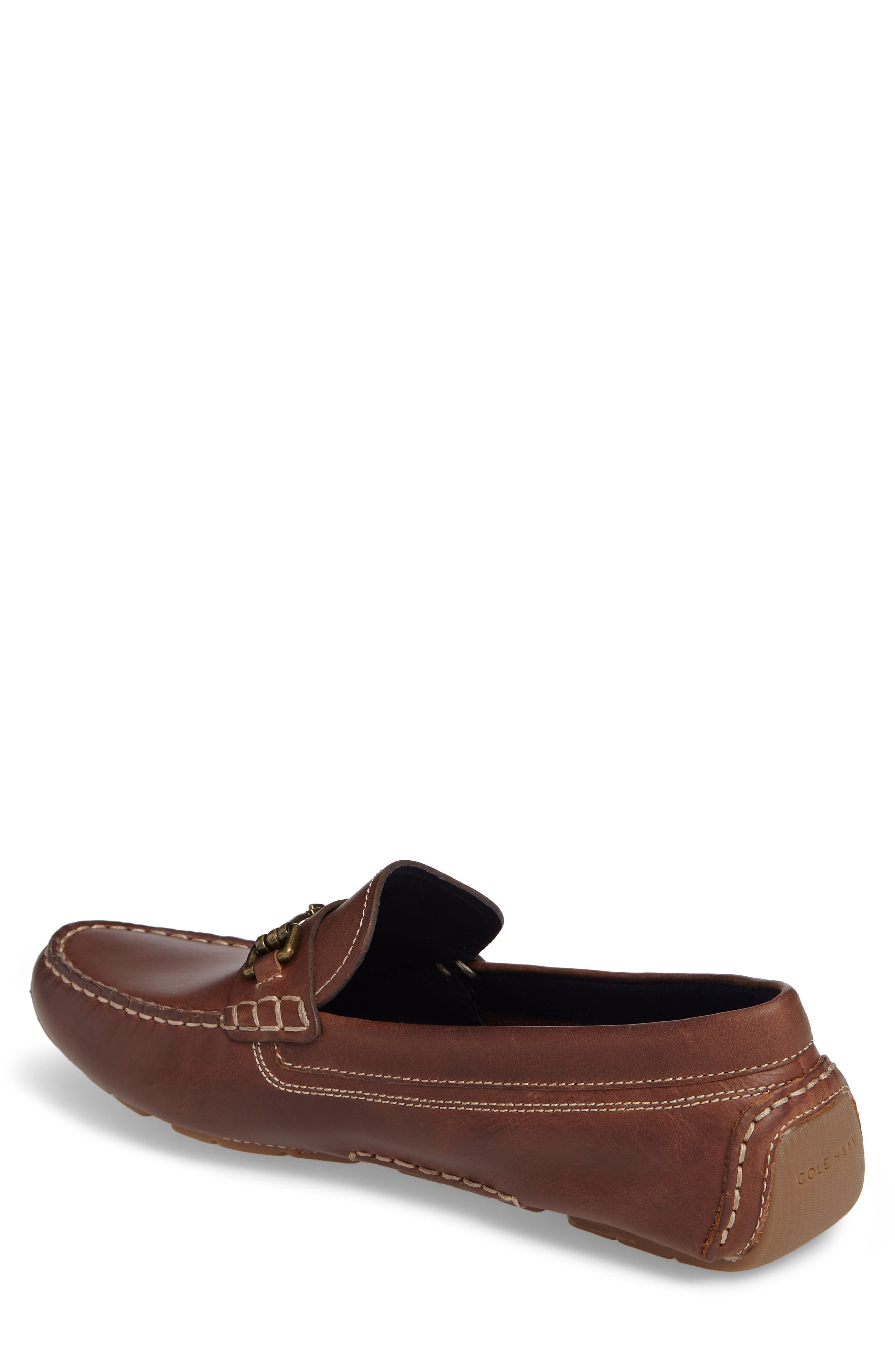 Alternate Image 2  - Cole Haan Kelson Bit Driving Shoe (Men)