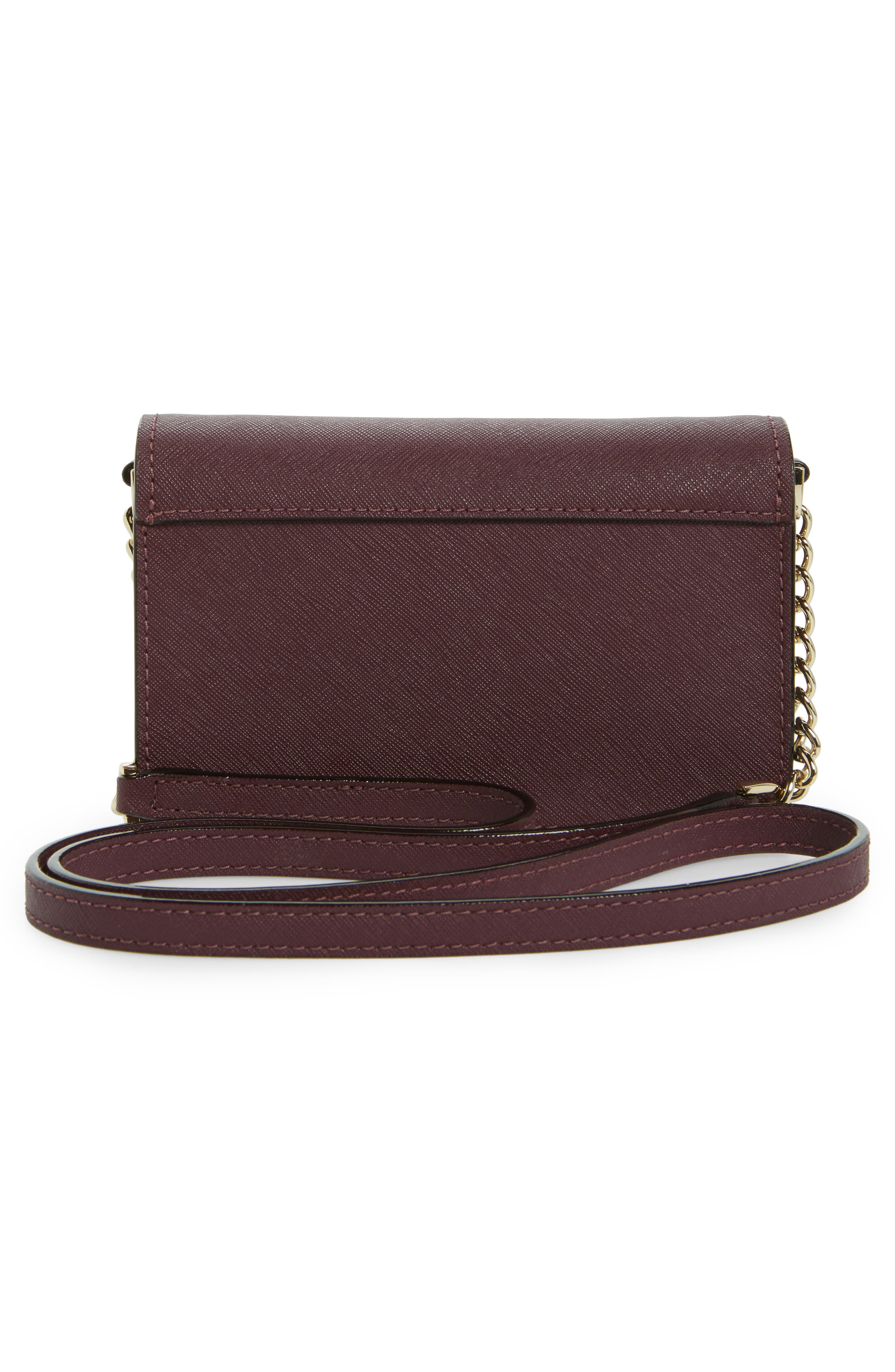 Alternate Image 2  - kate spade new york cameron street - shreya leather crossbody bag