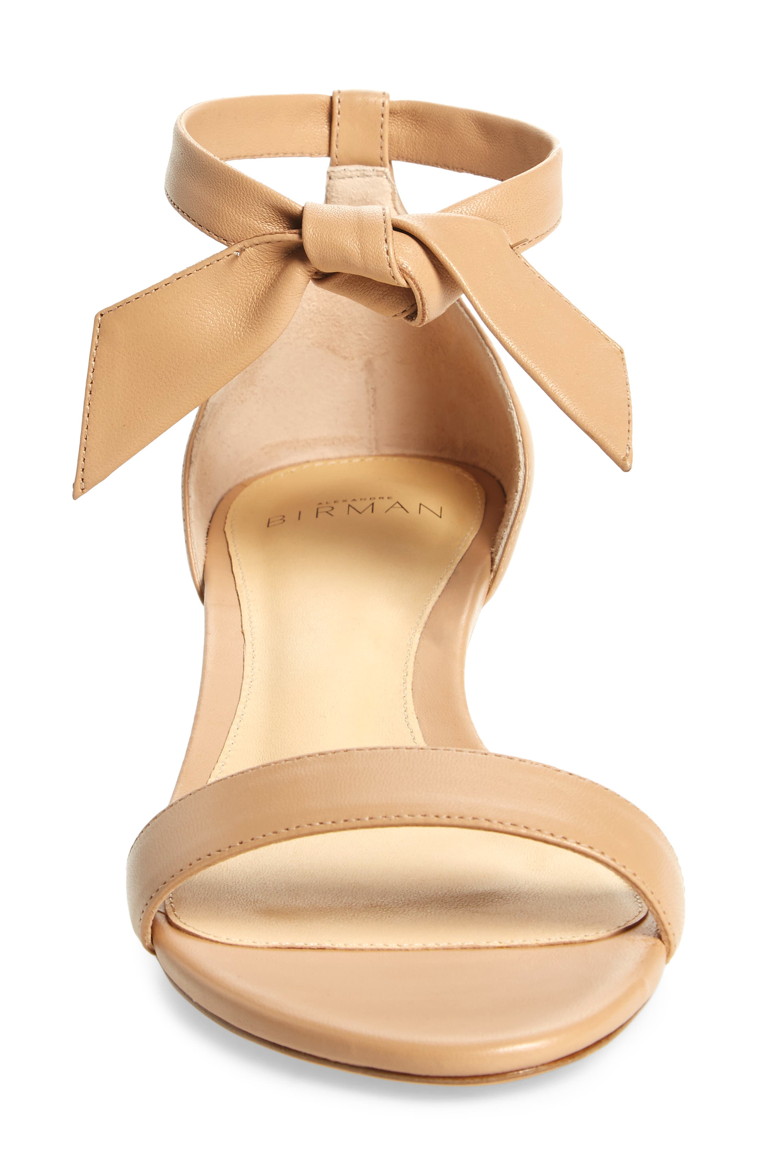 Alternate Image 3  - Alexandre Birman Atena Tie Strap Wedge Sandal (Women)