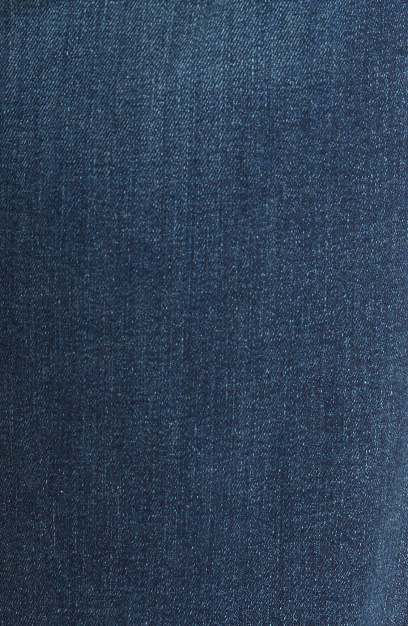 Legacy - Normandie Straight Leg Jeans,                             Alternate thumbnail 5, color,                             Ewan