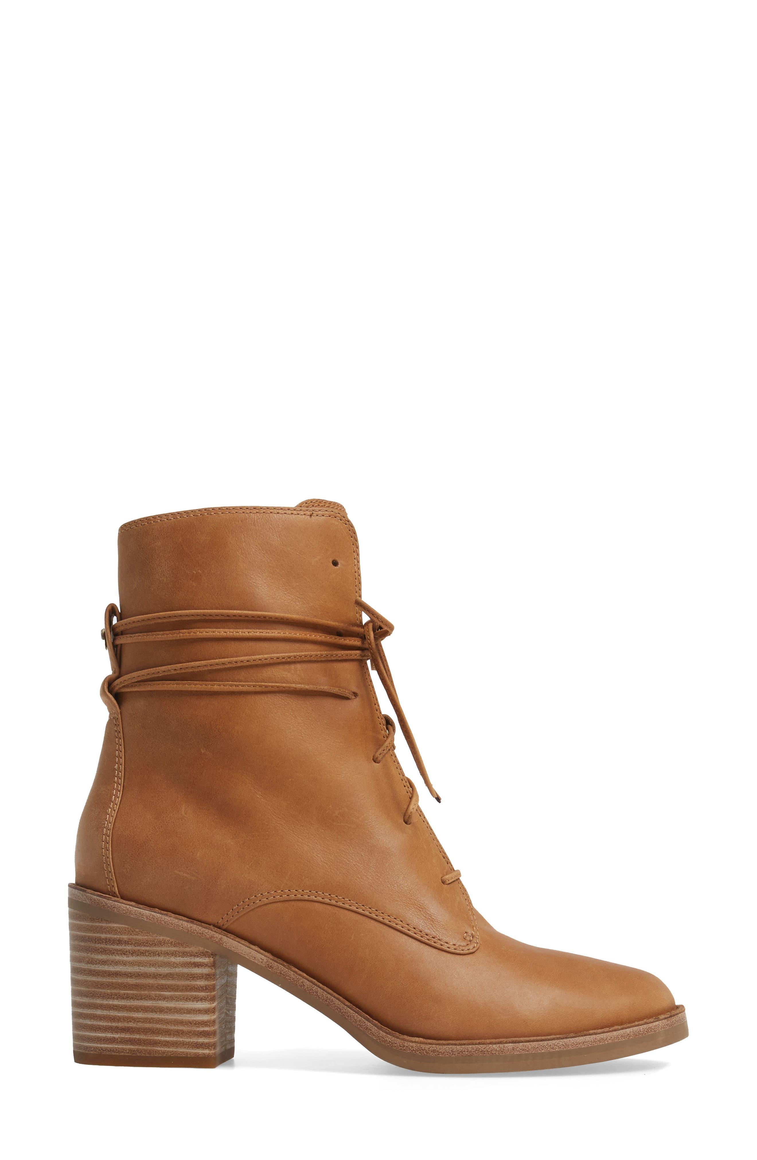 Alternate Image 3  - UGG® Oriana Lace-Up Boot (Women)