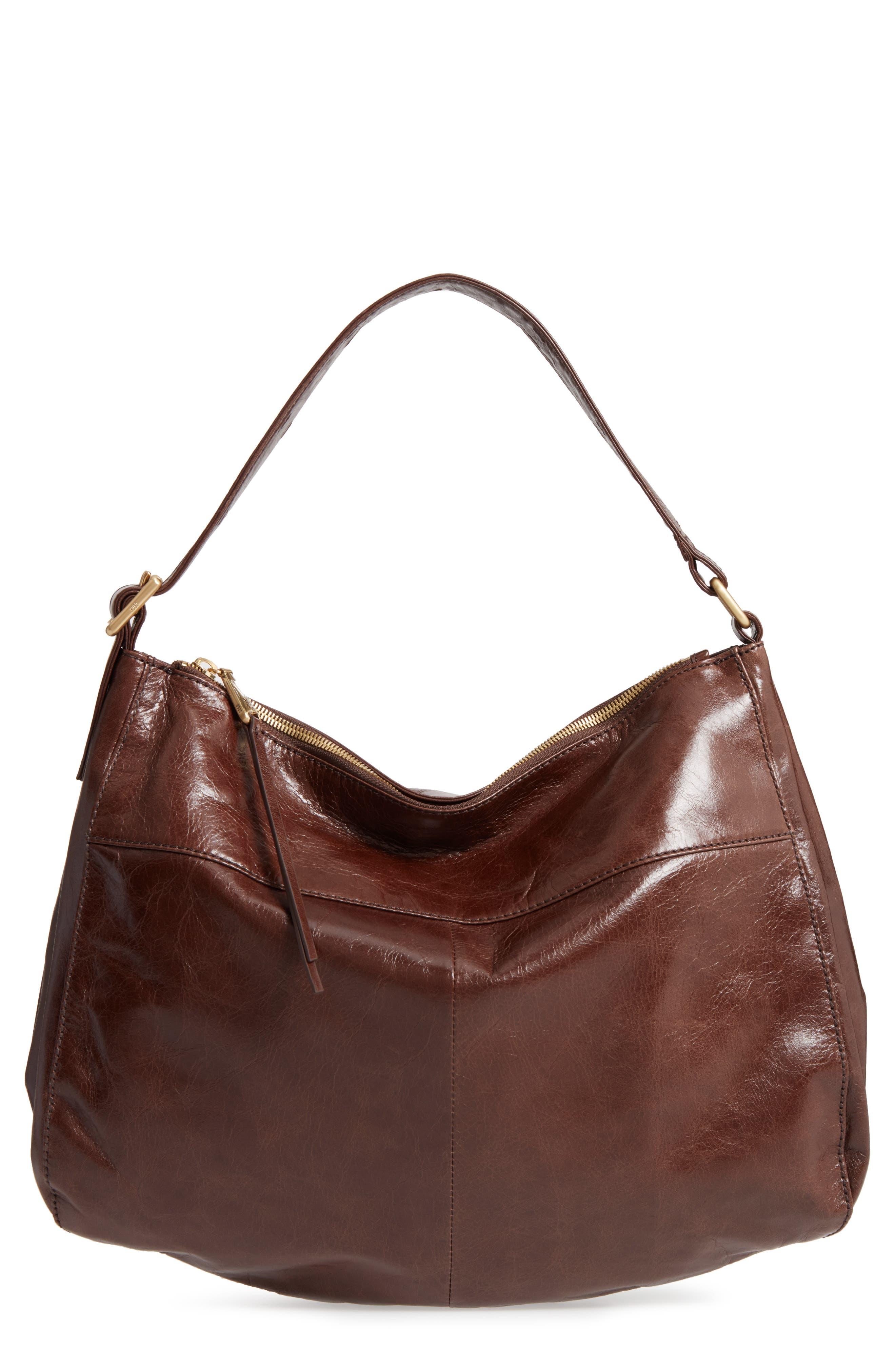 Hobo 'Quincy' Leather Hobo