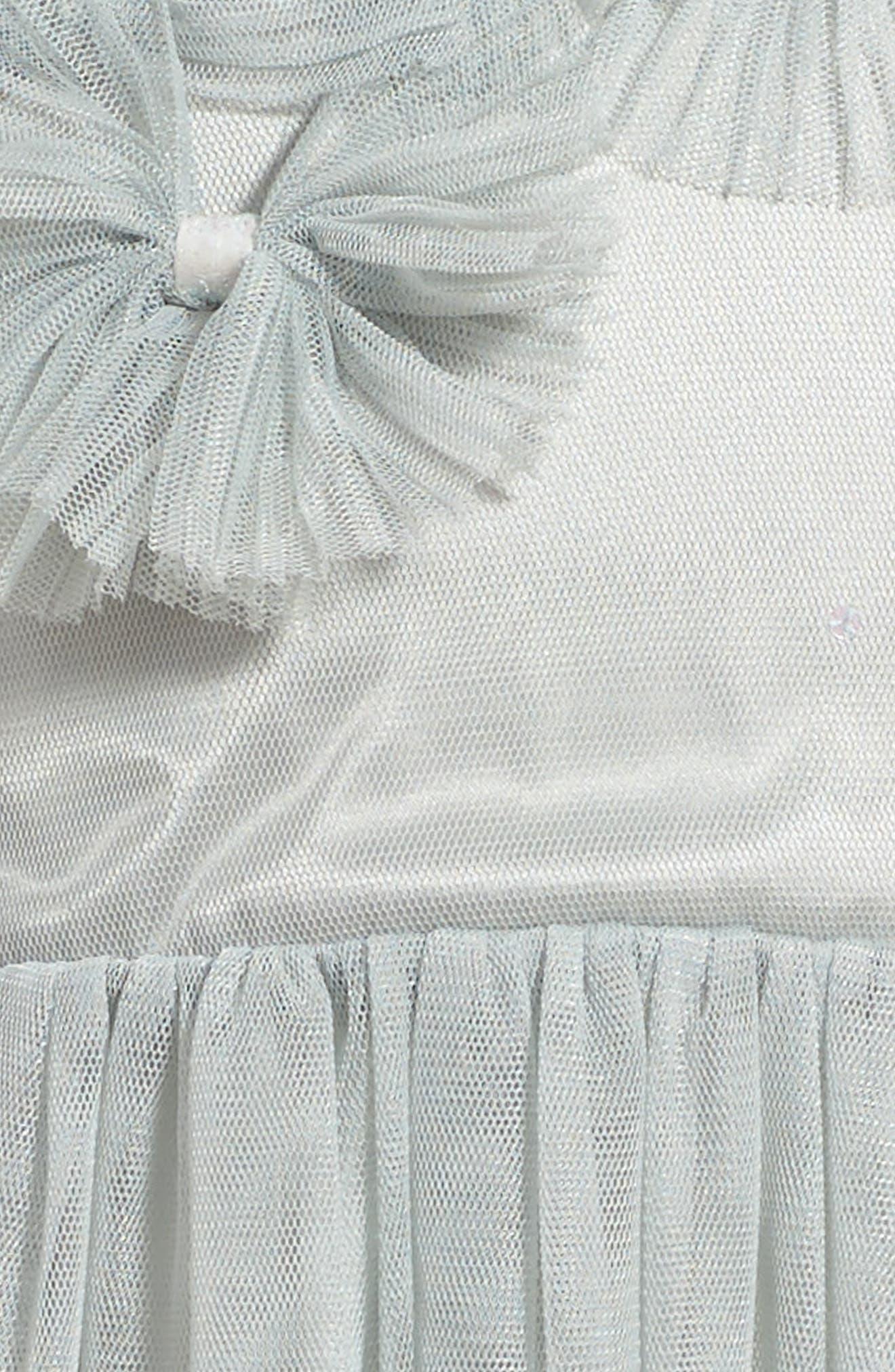 Alternate Image 3  - Popatu Sleeveless Tulle Dress (Toddler Girls, Little Girls & Big Girls)