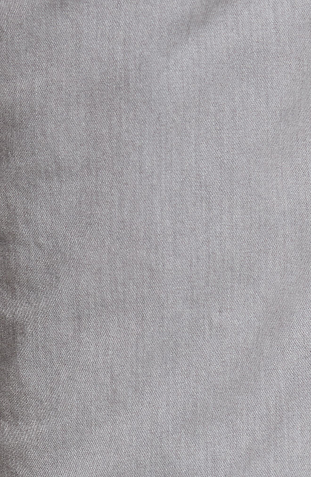 Mélange Five-Pocket Pants,                             Alternate thumbnail 5, color,                             Stingray