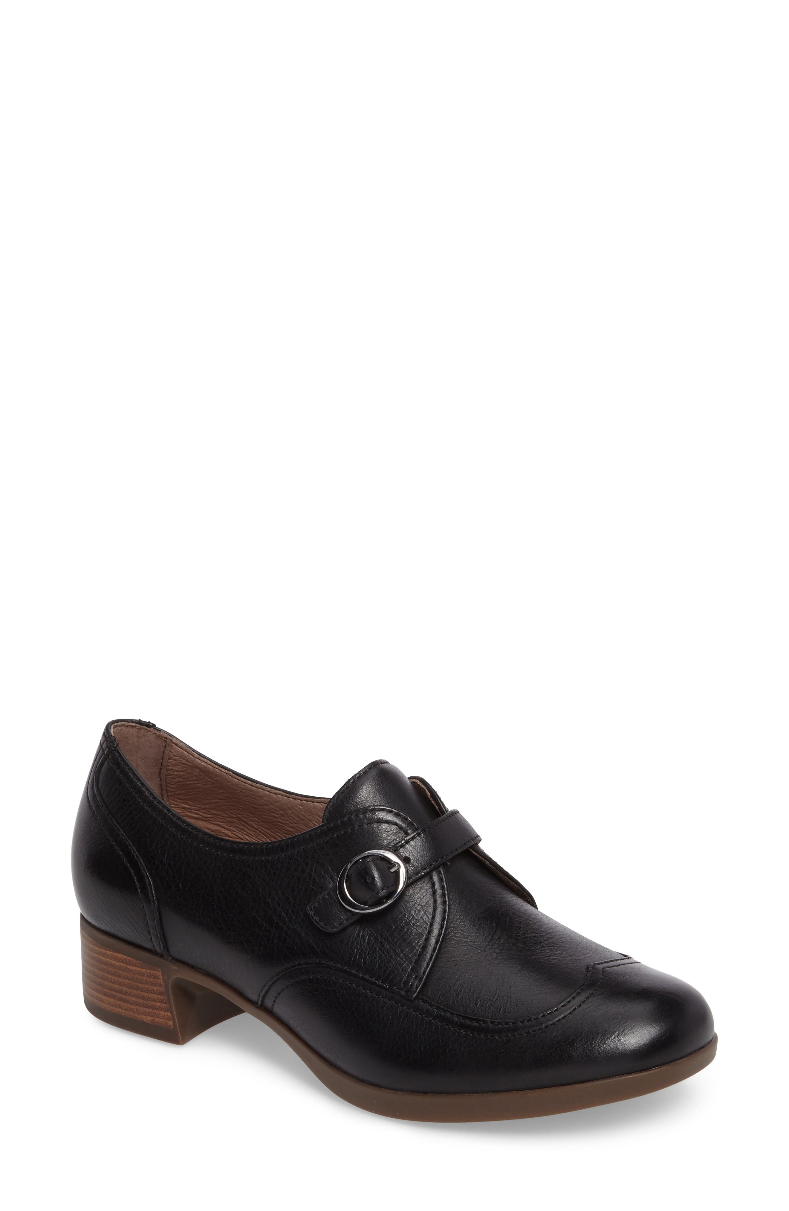 Main Image - Dansko Livie Wingtip Oxford (Women)
