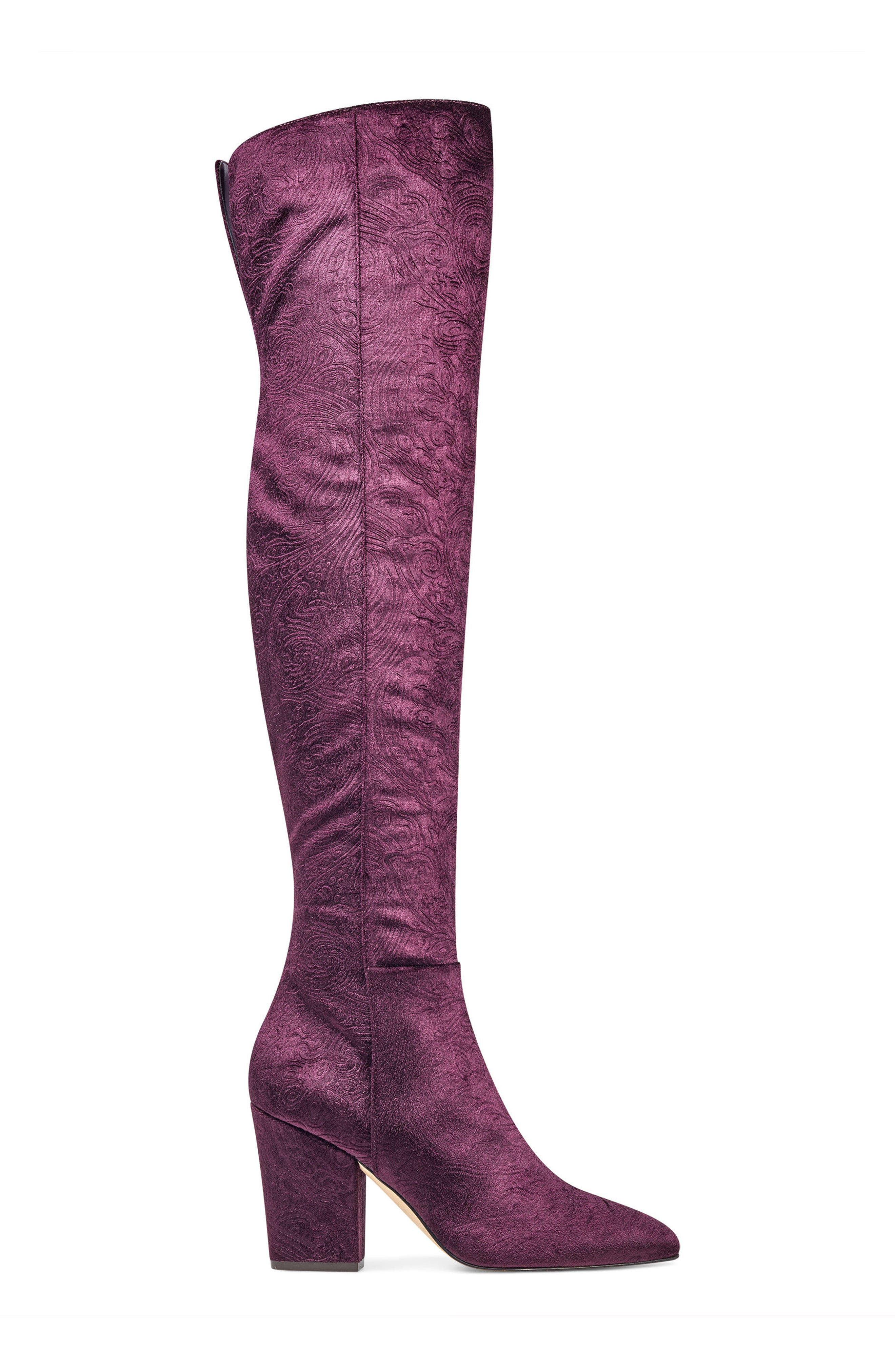 Alternate Image 3  - Nine West Siventa Over the Knee Boot (Women)