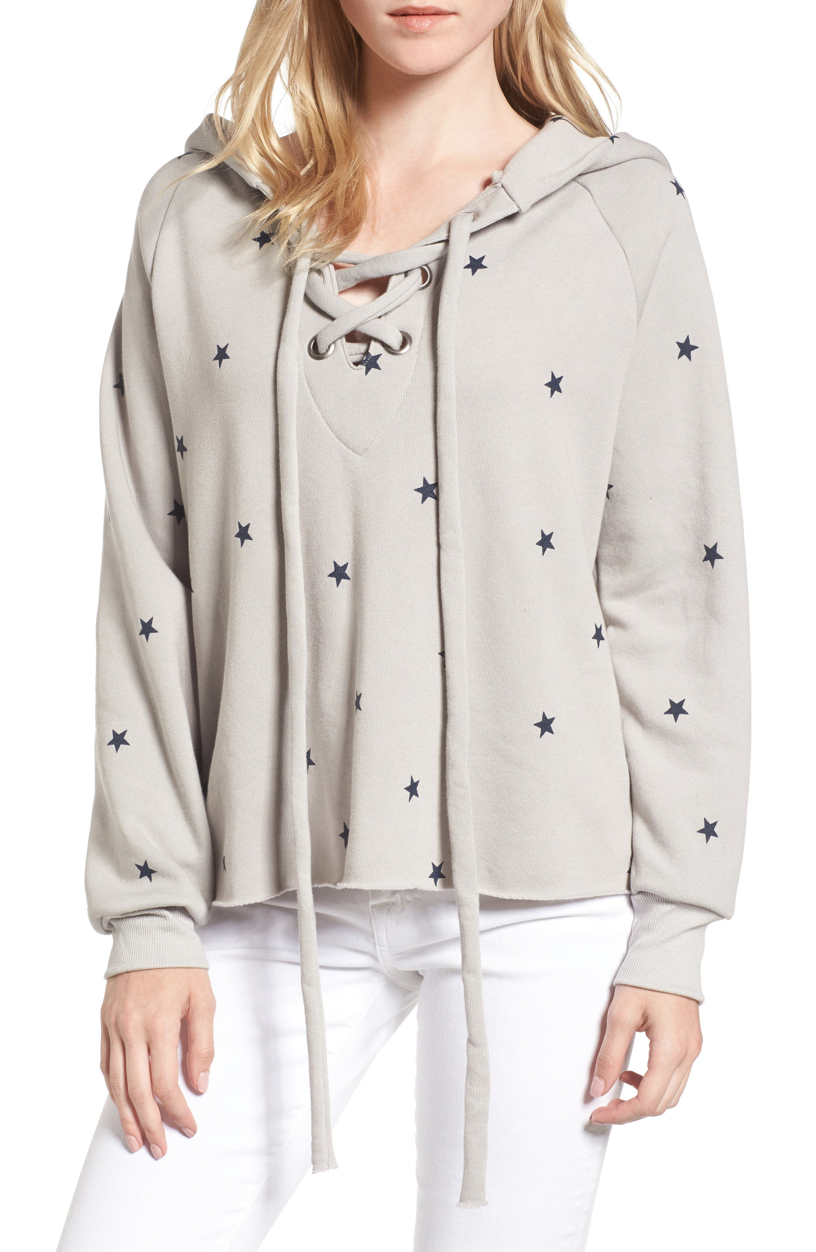 Wildfox Football Star Hutton Sweatshirt