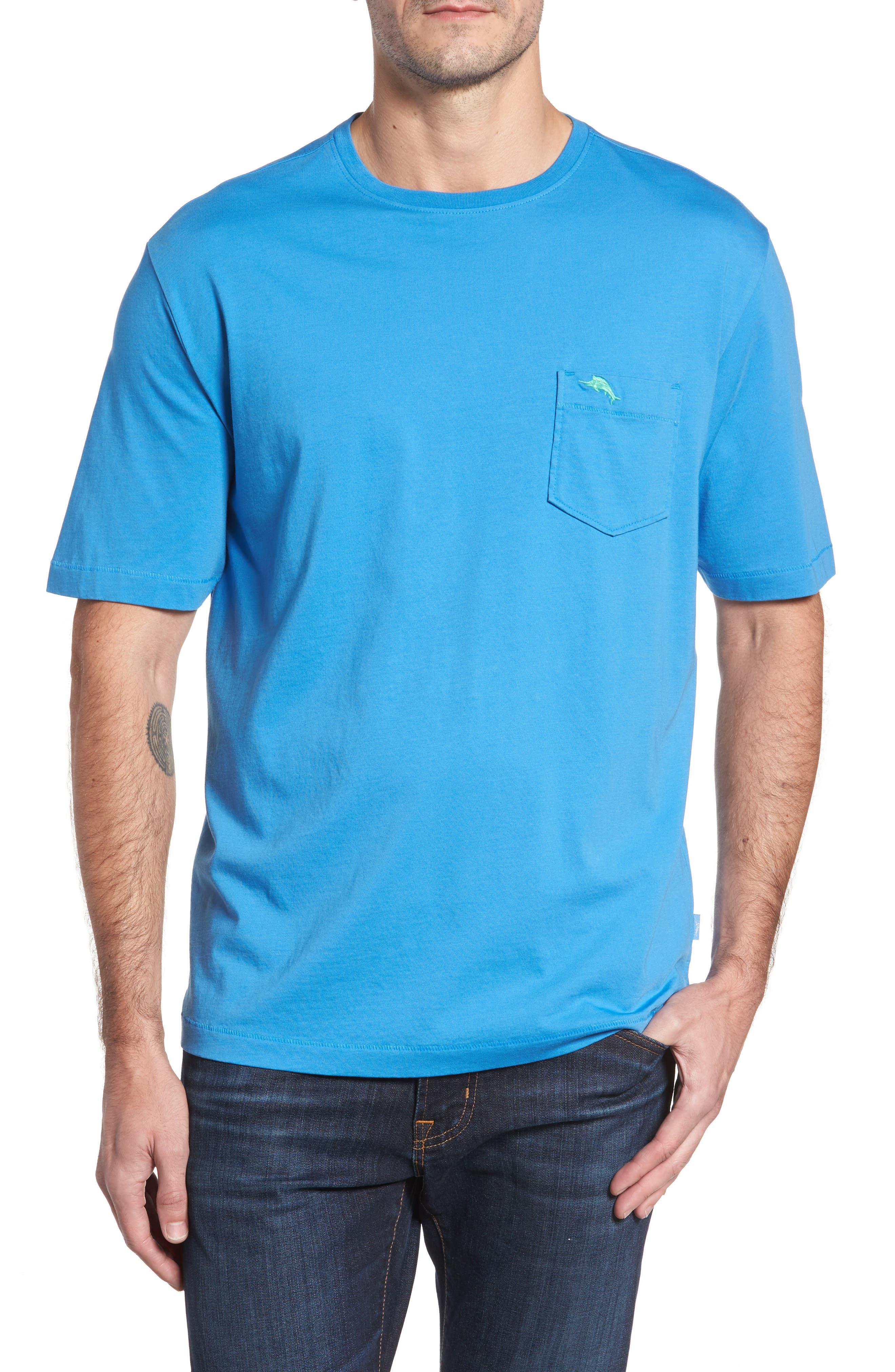 Alternate Image 1 Selected - Tommy Bahama Bali Skyline Pocket T-Shirt