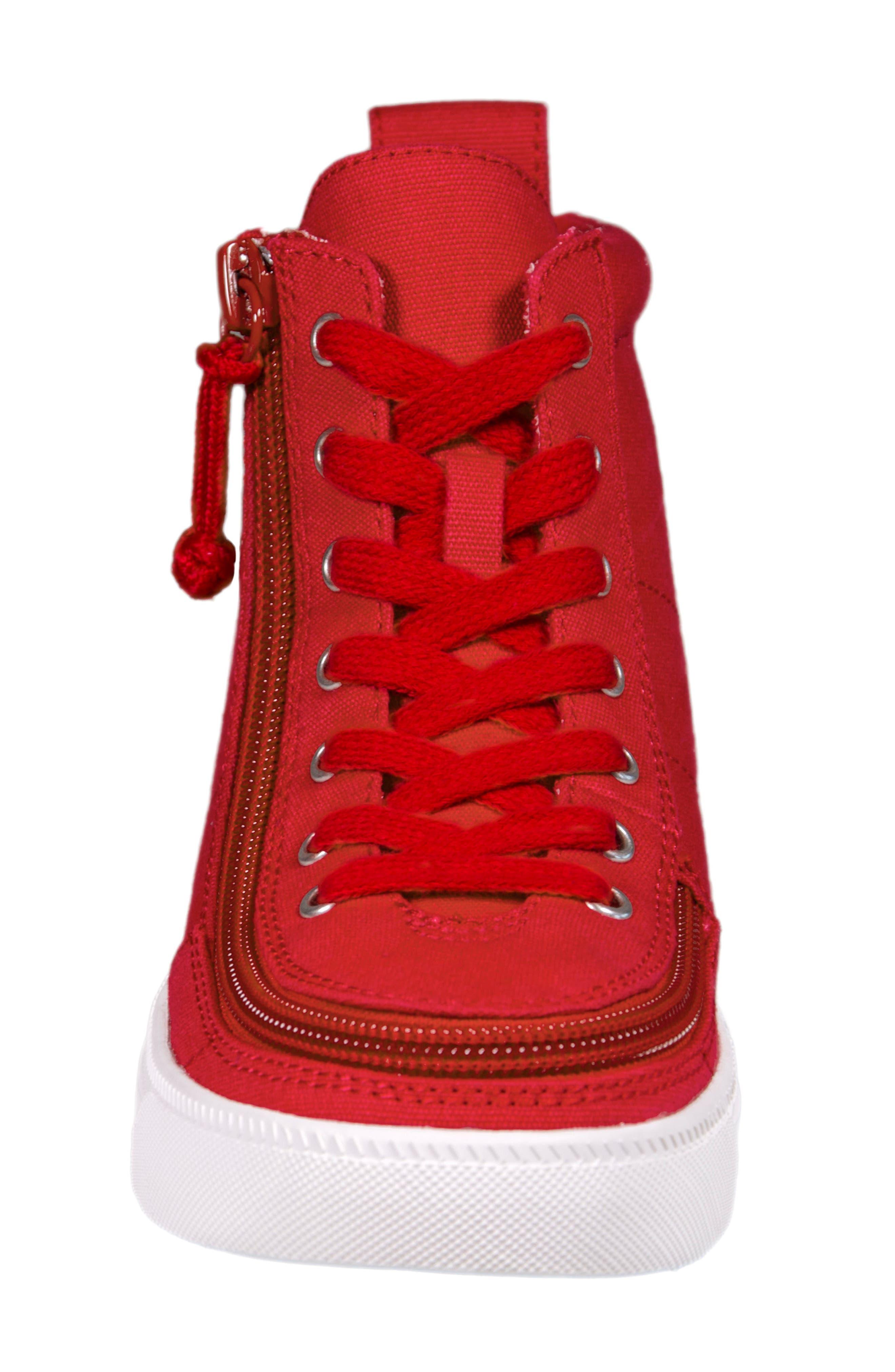 Alternate Image 3  - BILLY Footwear Zip Around High Top Sneaker (Toddler, Little Kid & Big Kid)
