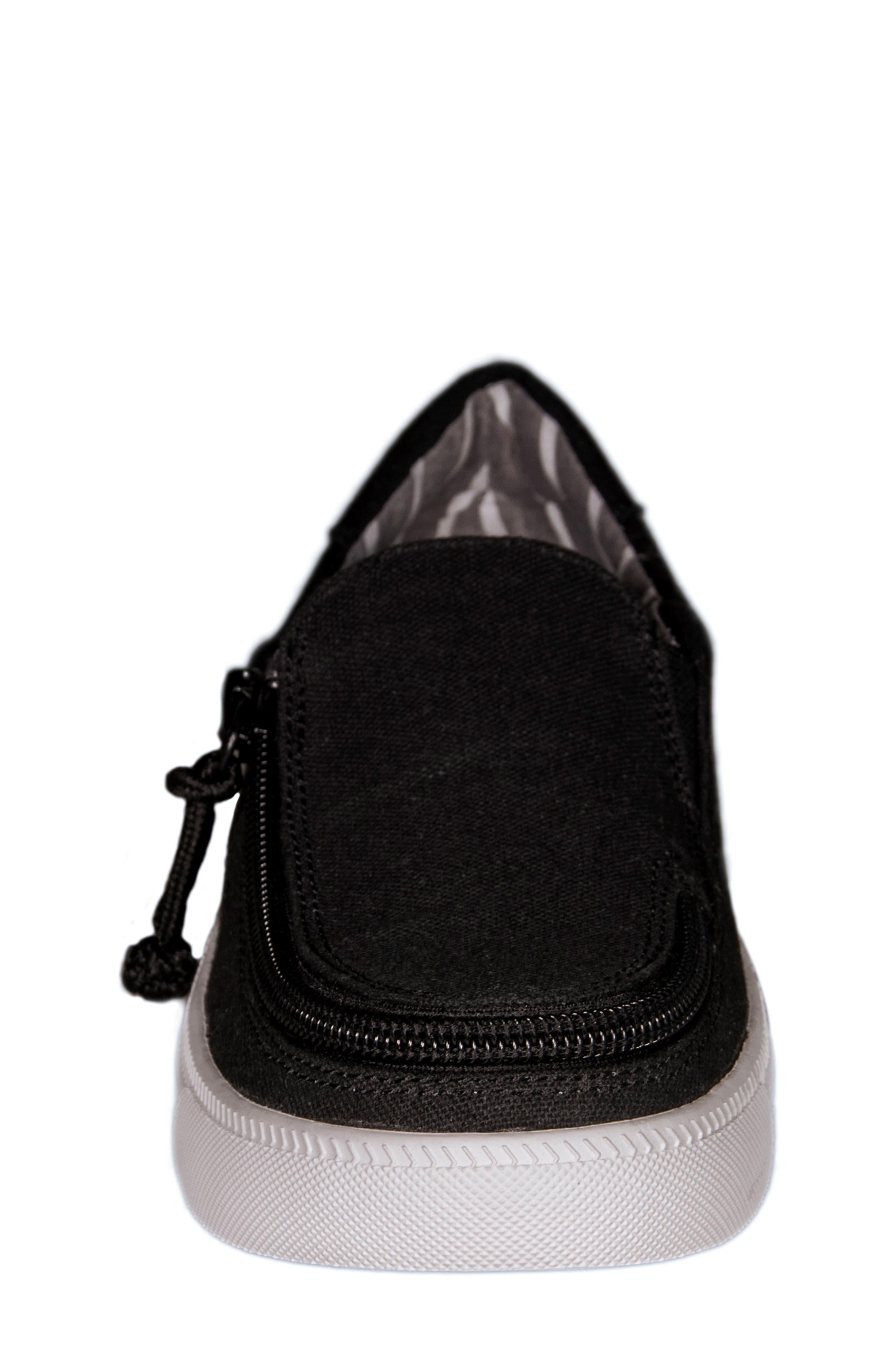 Alternate Image 3  - BILLY Footwear Zip Around Low Top Sneaker (Toddler, Little Kid & Big Kid)