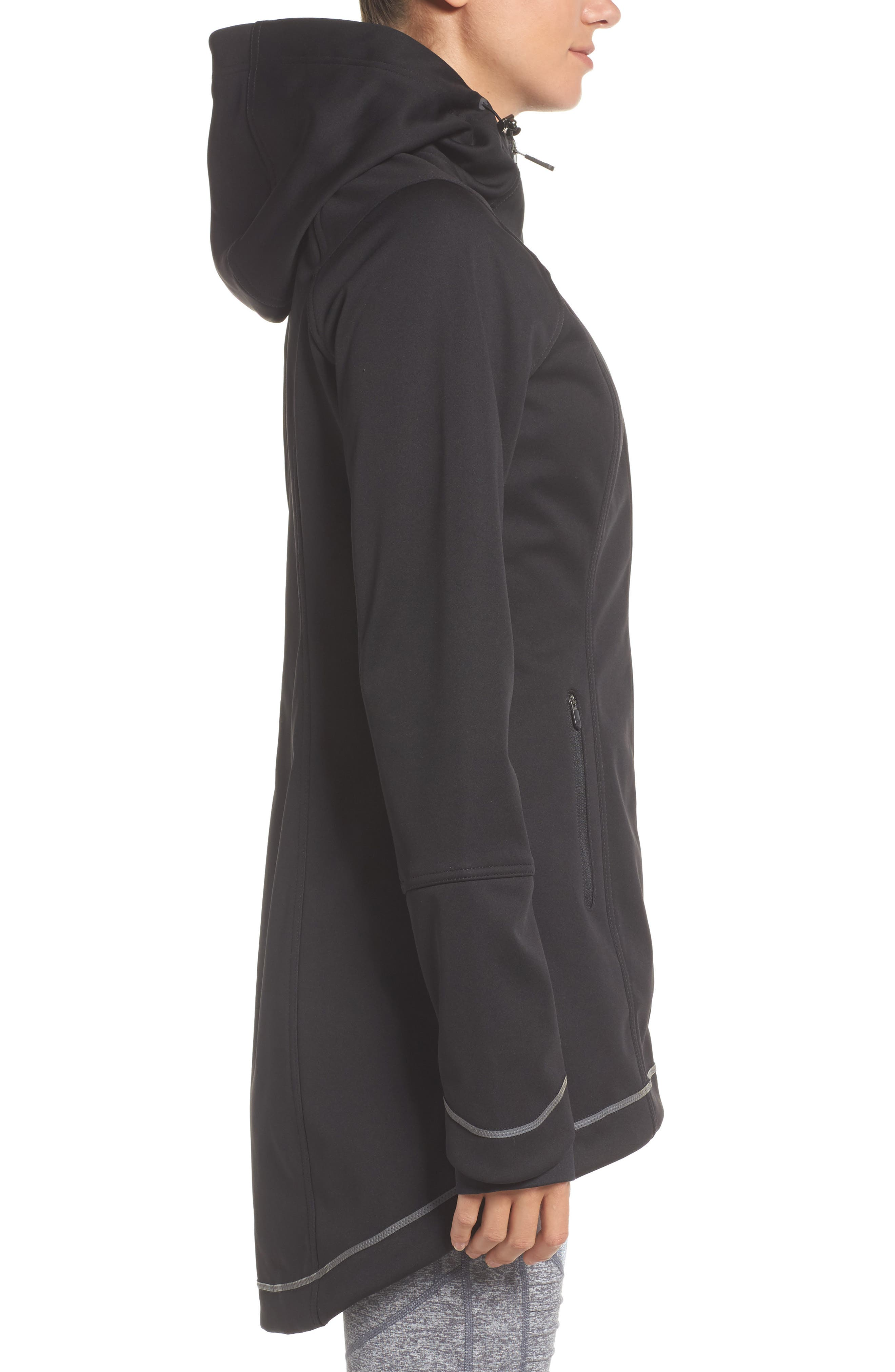 Alternate Image 3  - Zella At the Edge Softshell Jacket