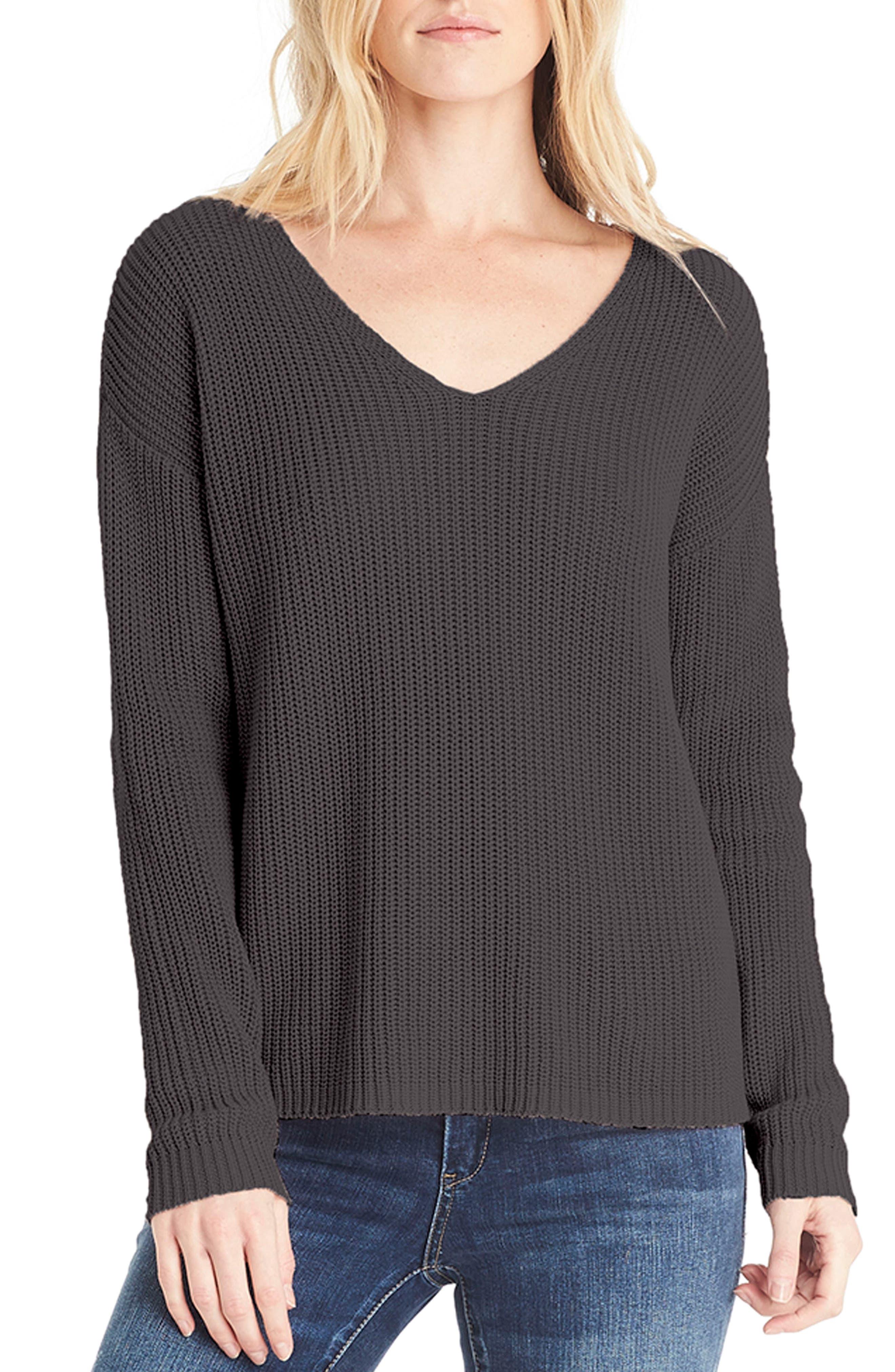 Michael Stars V-Neck Sweater