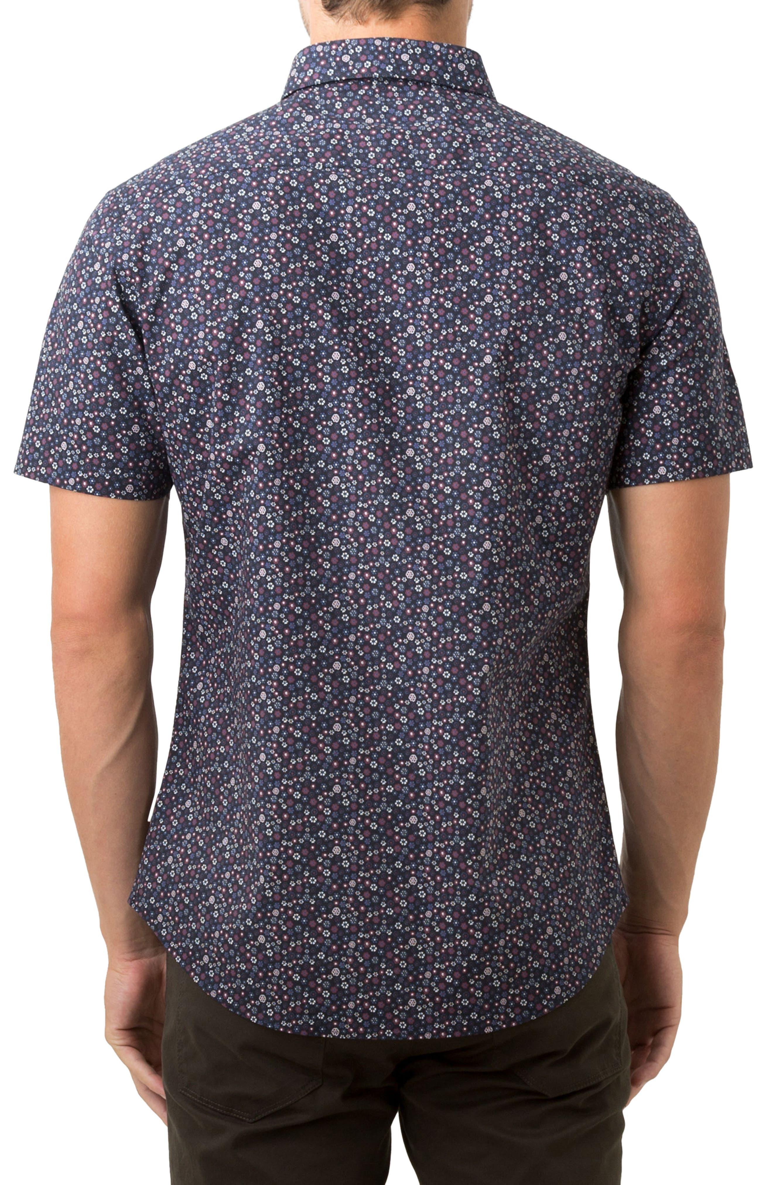 Alternate Image 2  - 7 Diamonds Pure Luck Woven Shirt