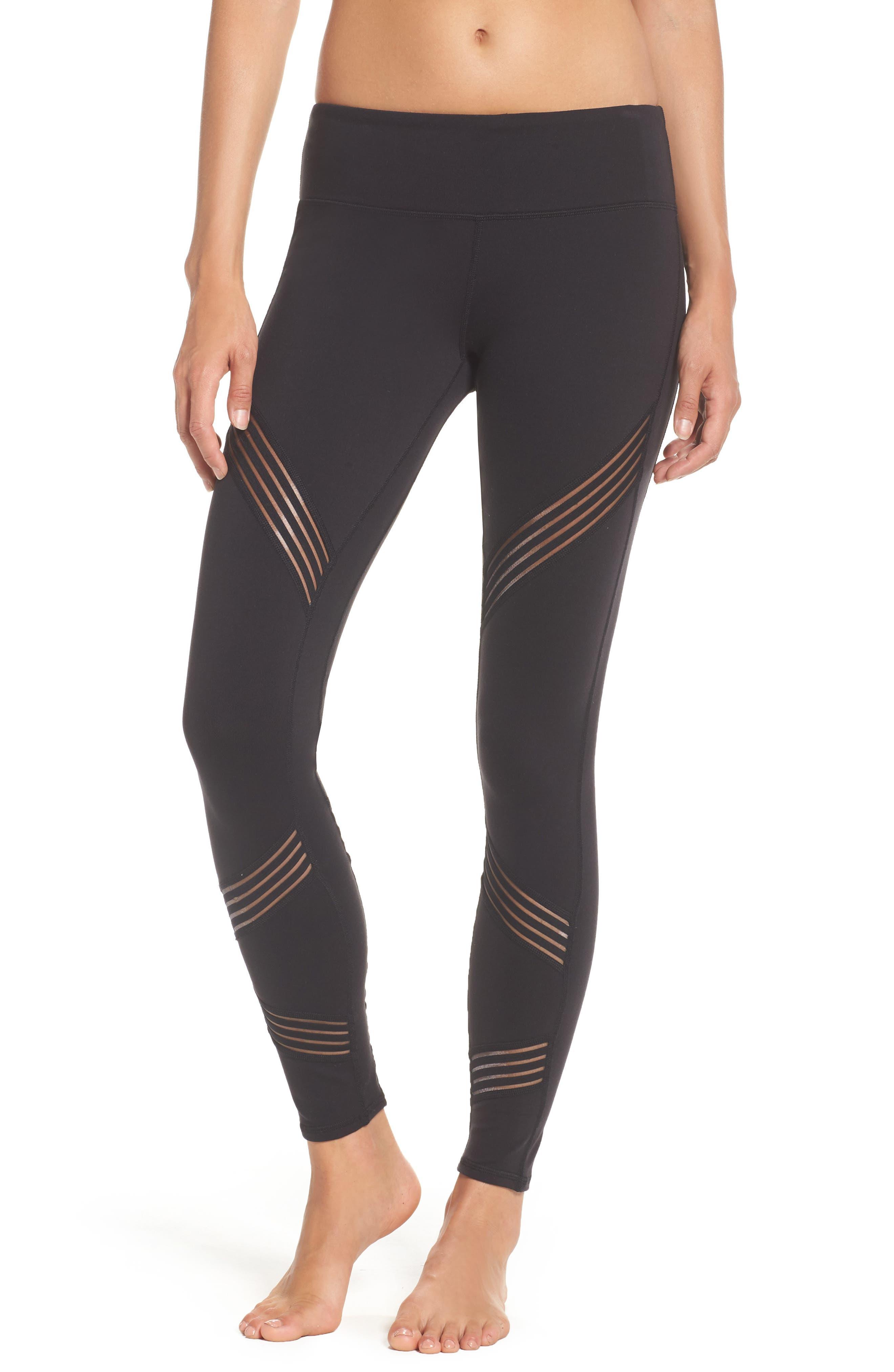 Multi Leggings,                         Main,                         color, Black