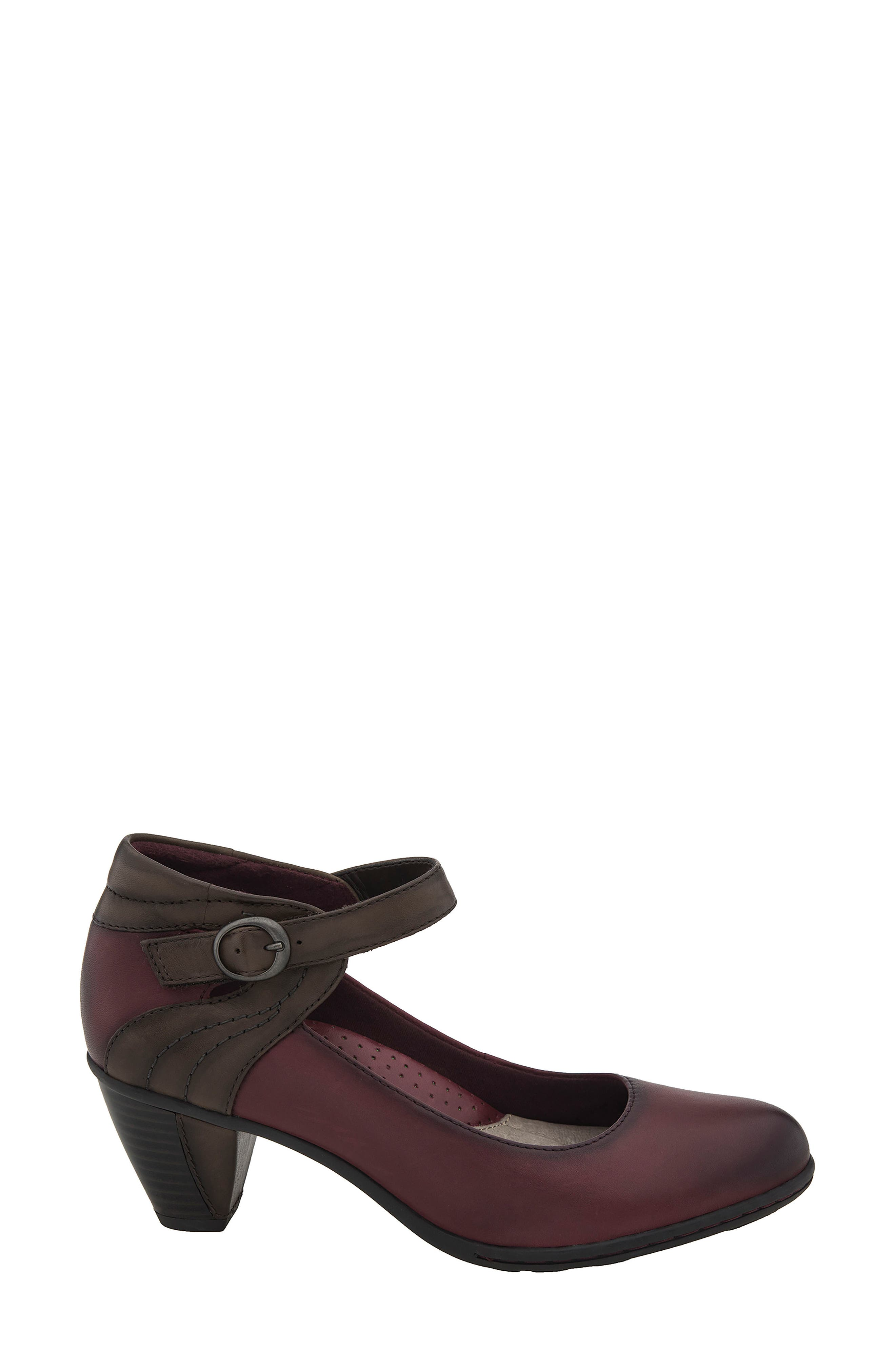 Alternate Image 3  - Earth® Garnet Ankle Strap Pump (Women)