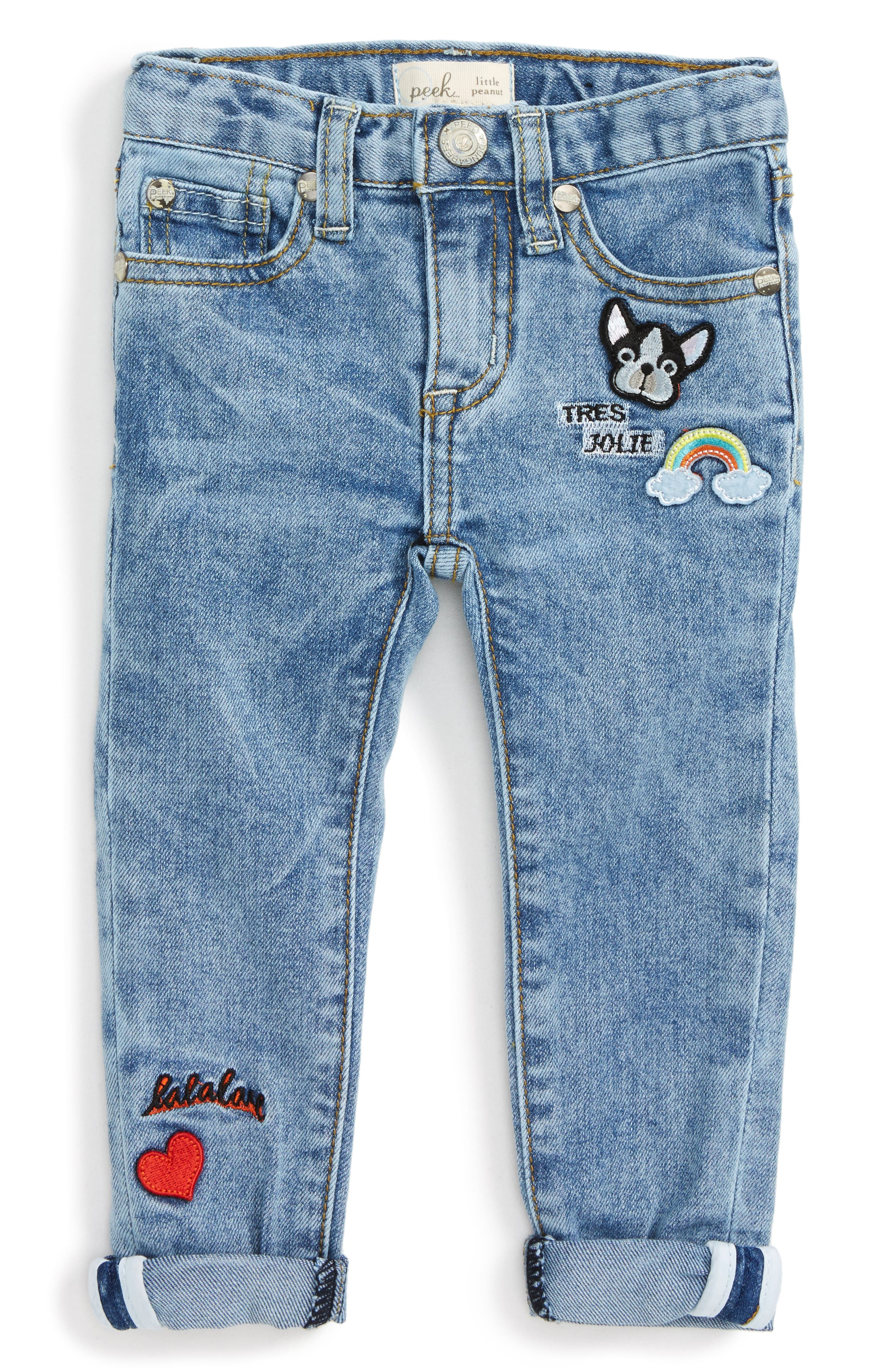 Peek Greta Jeans (Baby Girls)