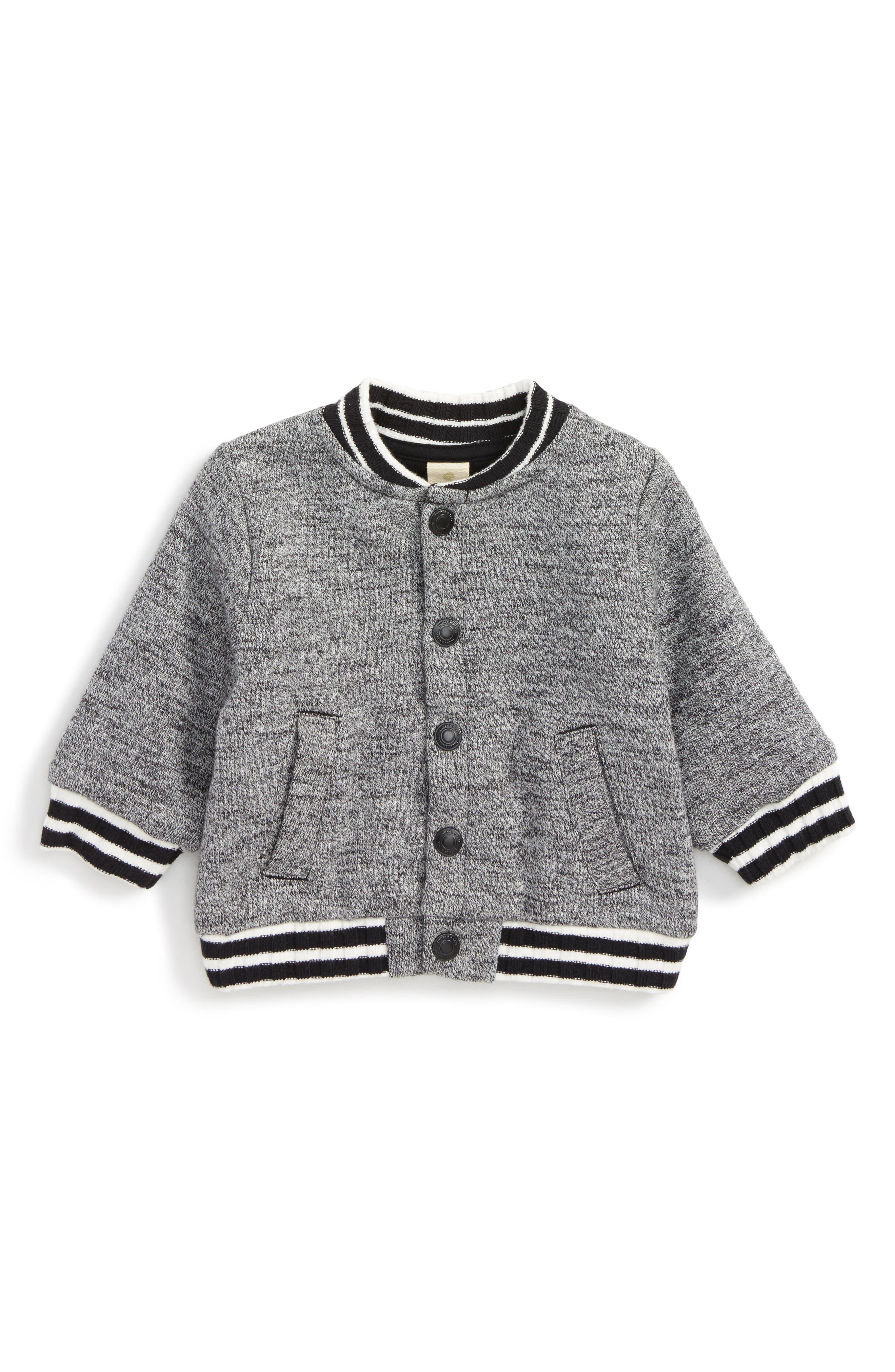 Tucker + Tate Varsity Jacket (Baby Boys)
