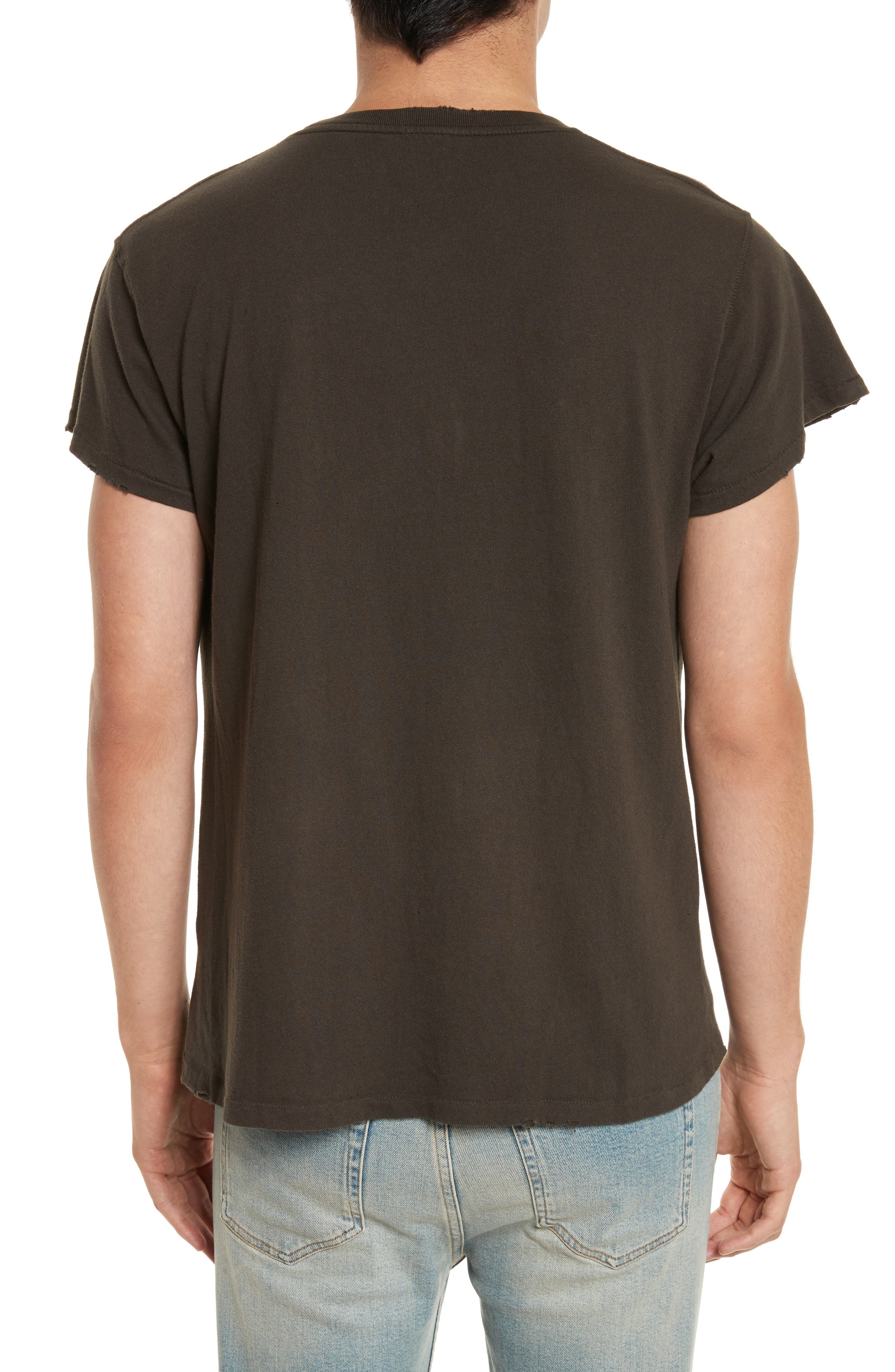 Alternate Image 2  - Madeworn David Bowie Graphic T-Shirt