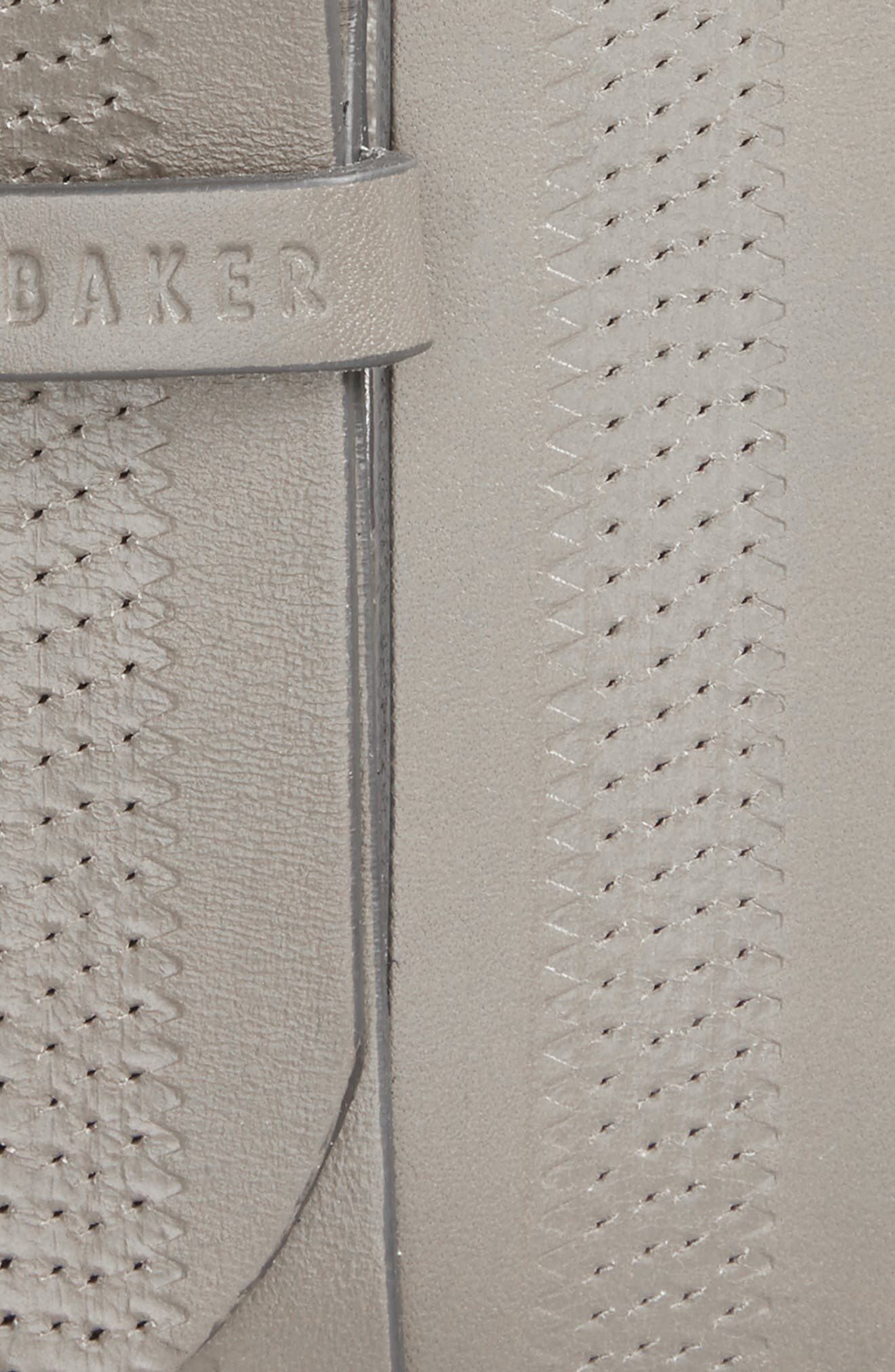 Alternate Image 2  - Ted Baker London Brambel Leather Belt