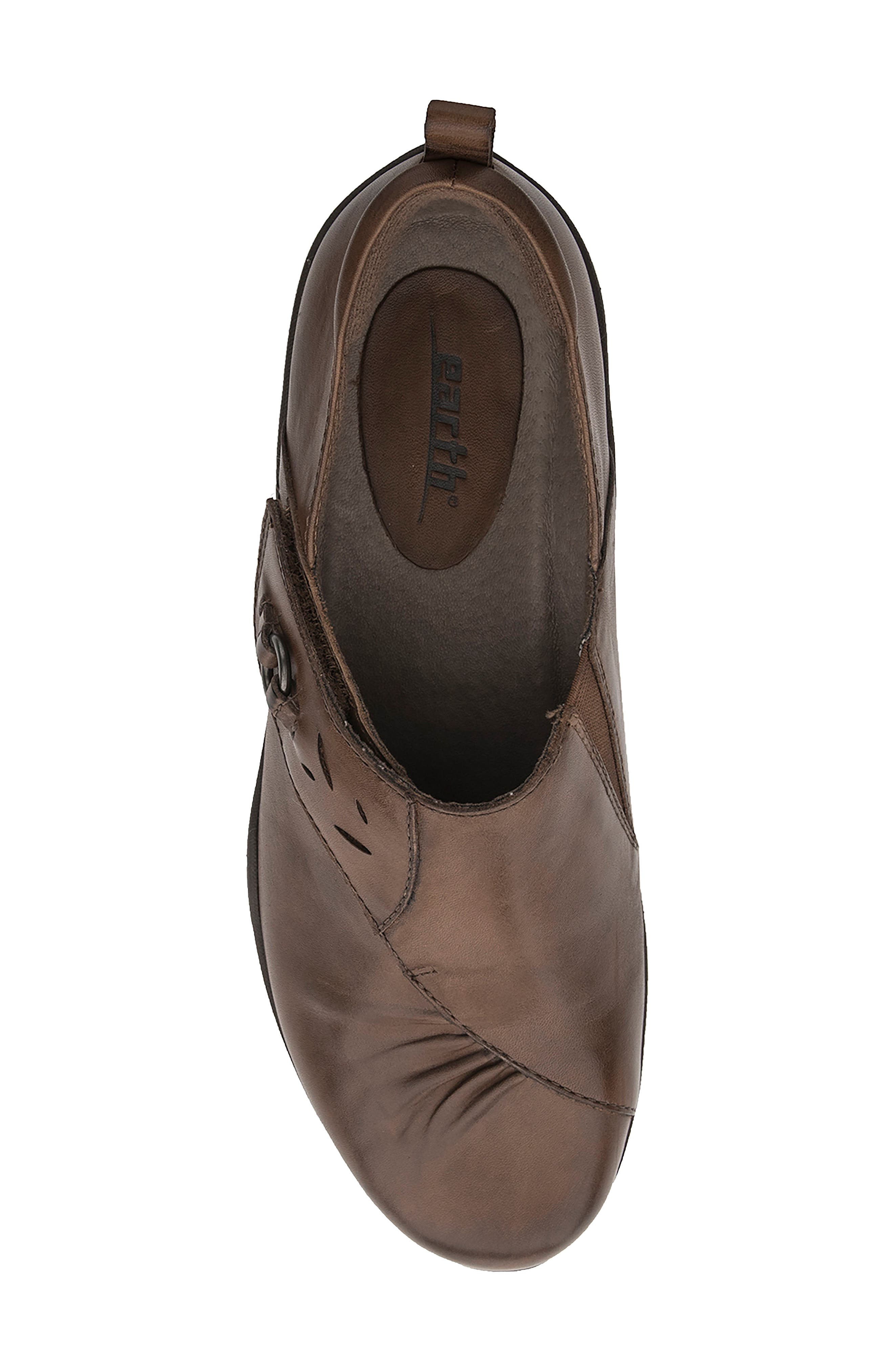 Amity Loafer,                             Alternate thumbnail 5, color,                             Almond Leather