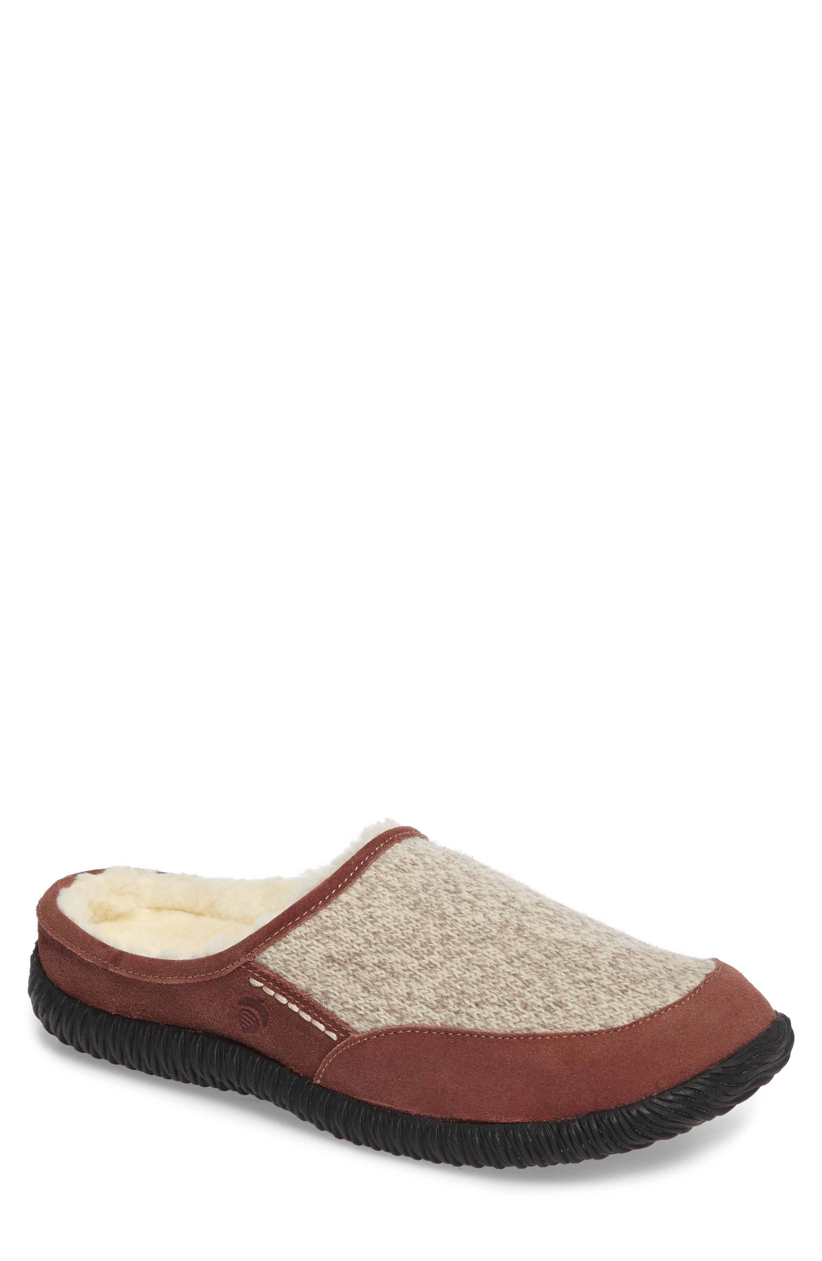 Alternate Image 1 Selected - Acorn 'Rambler' Mule Slipper (Men)