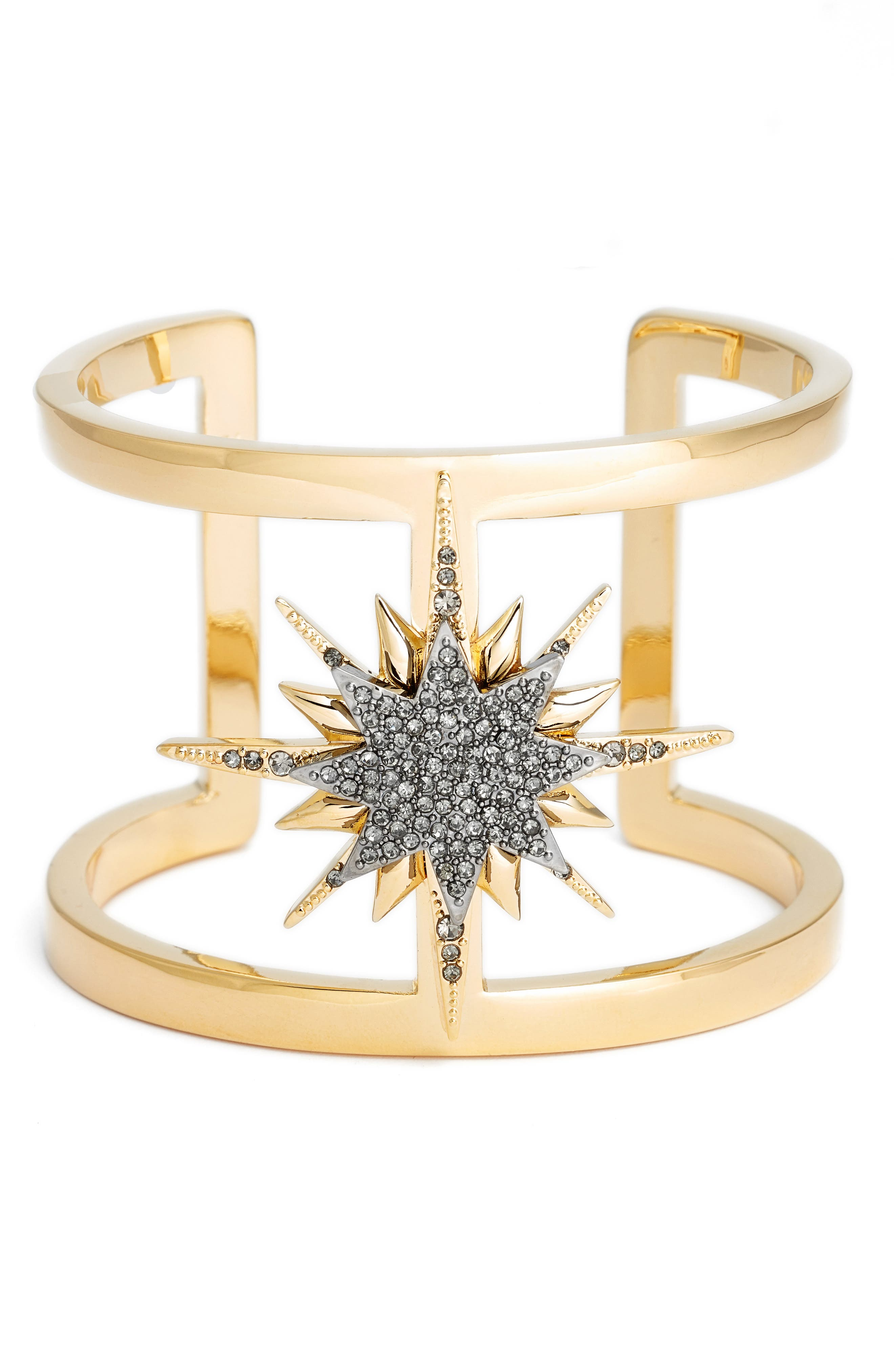 Vince Camuto Crystal Cuff