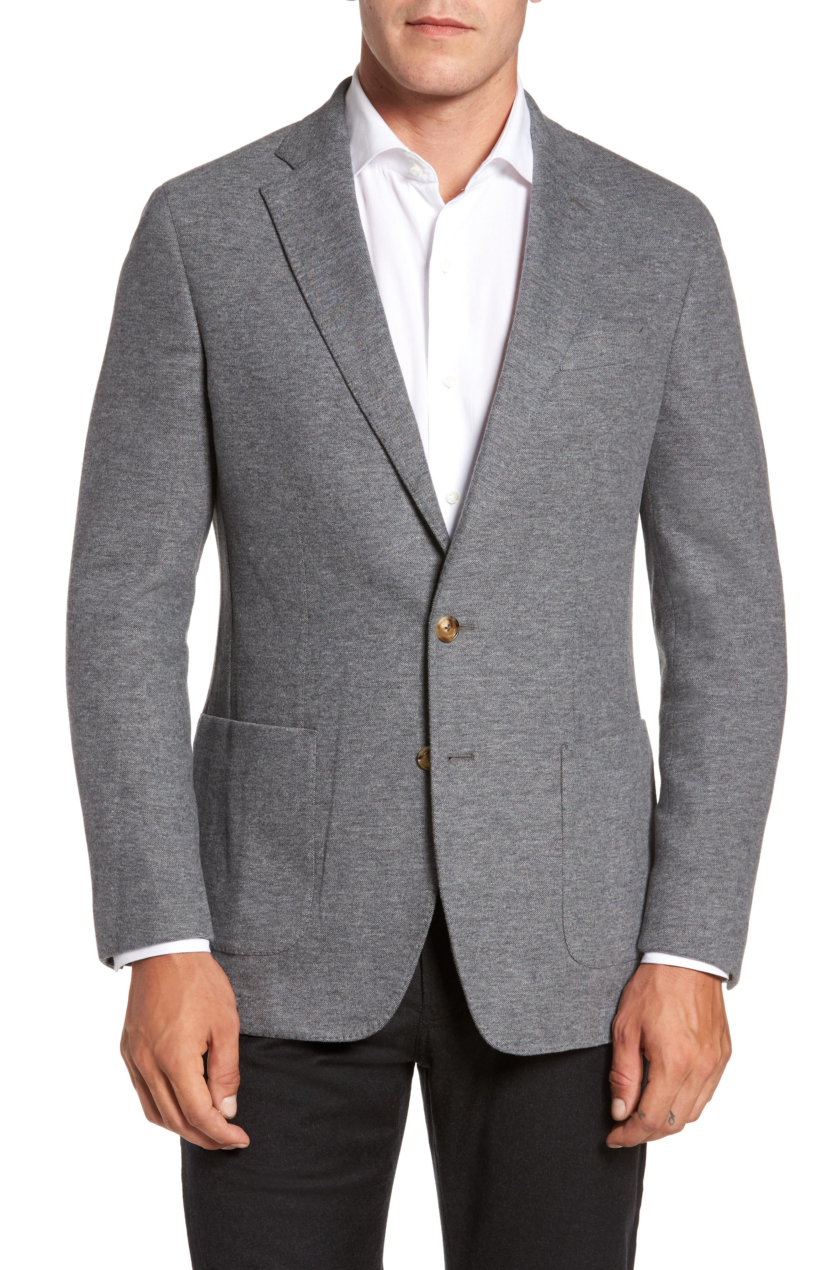 Main Image - Peter Millar Sierran Jersey Knit Jacket