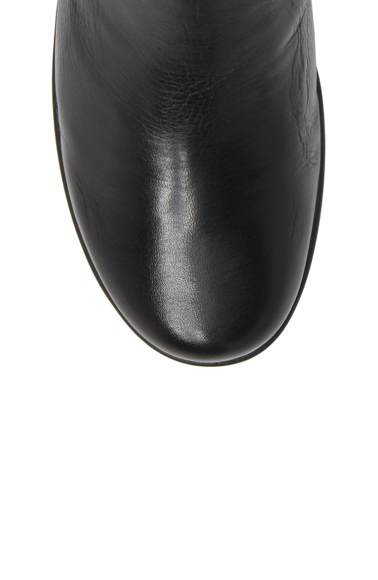 Wynnmere Mara Boot,                             Alternate thumbnail 5, color,                             Black Leather