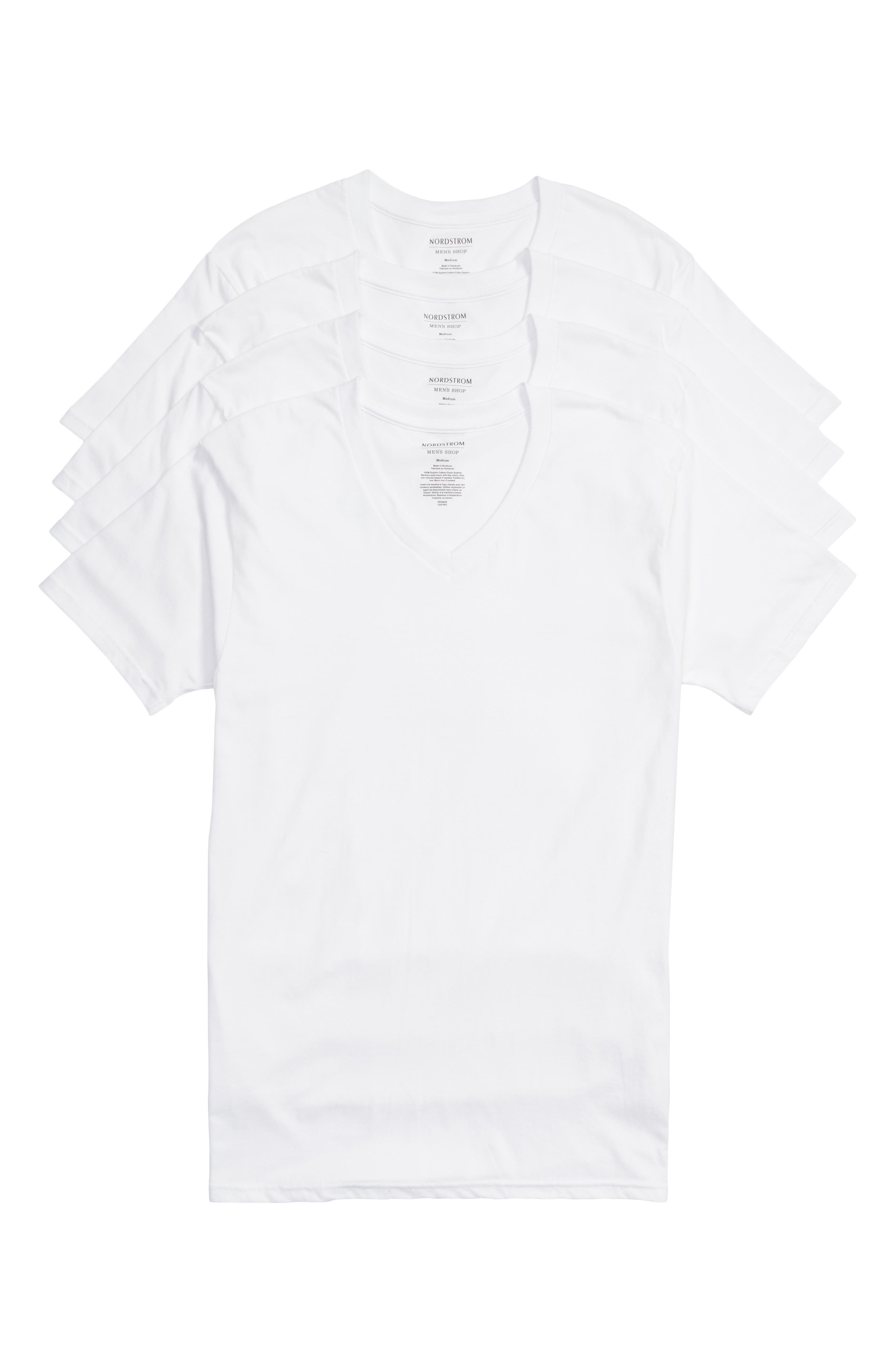 01d09ae2bf85a1 Men s White Undershirts