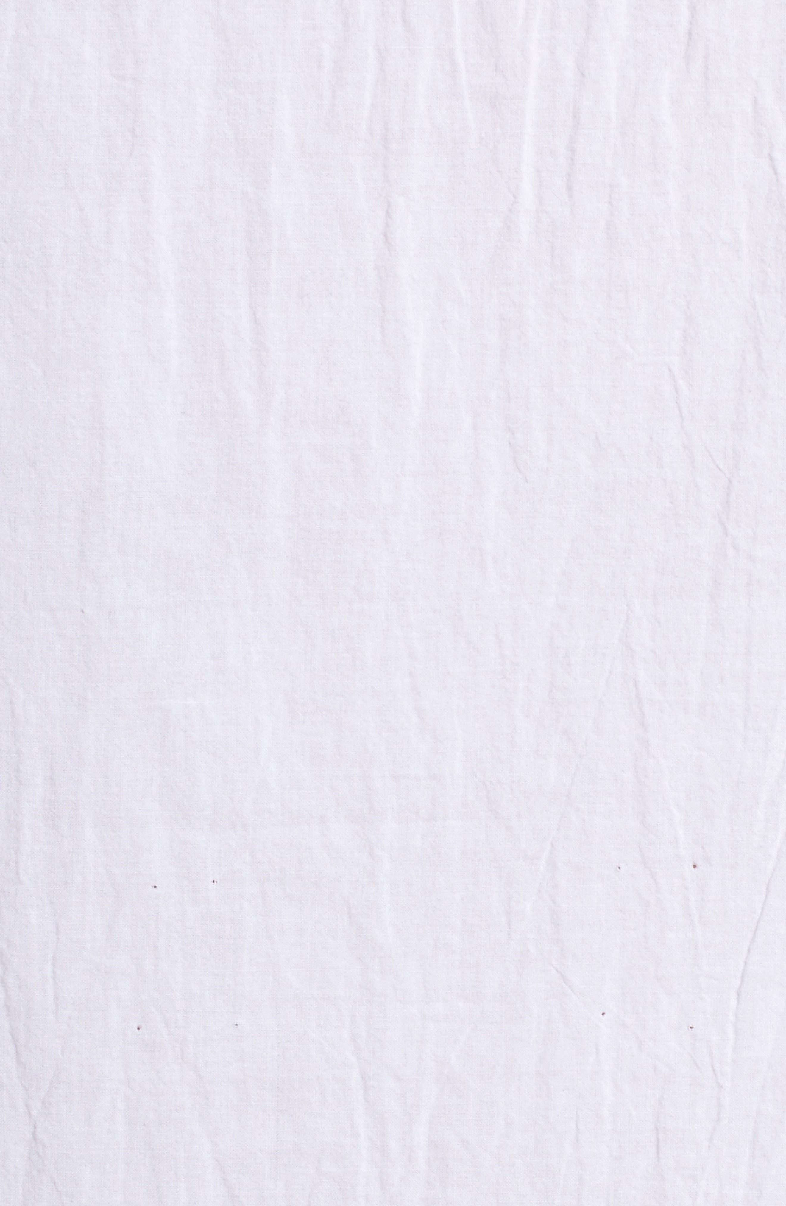 Alternate Image 5  - Tommy Bahama Boyfriend Shirt Cover-Up
