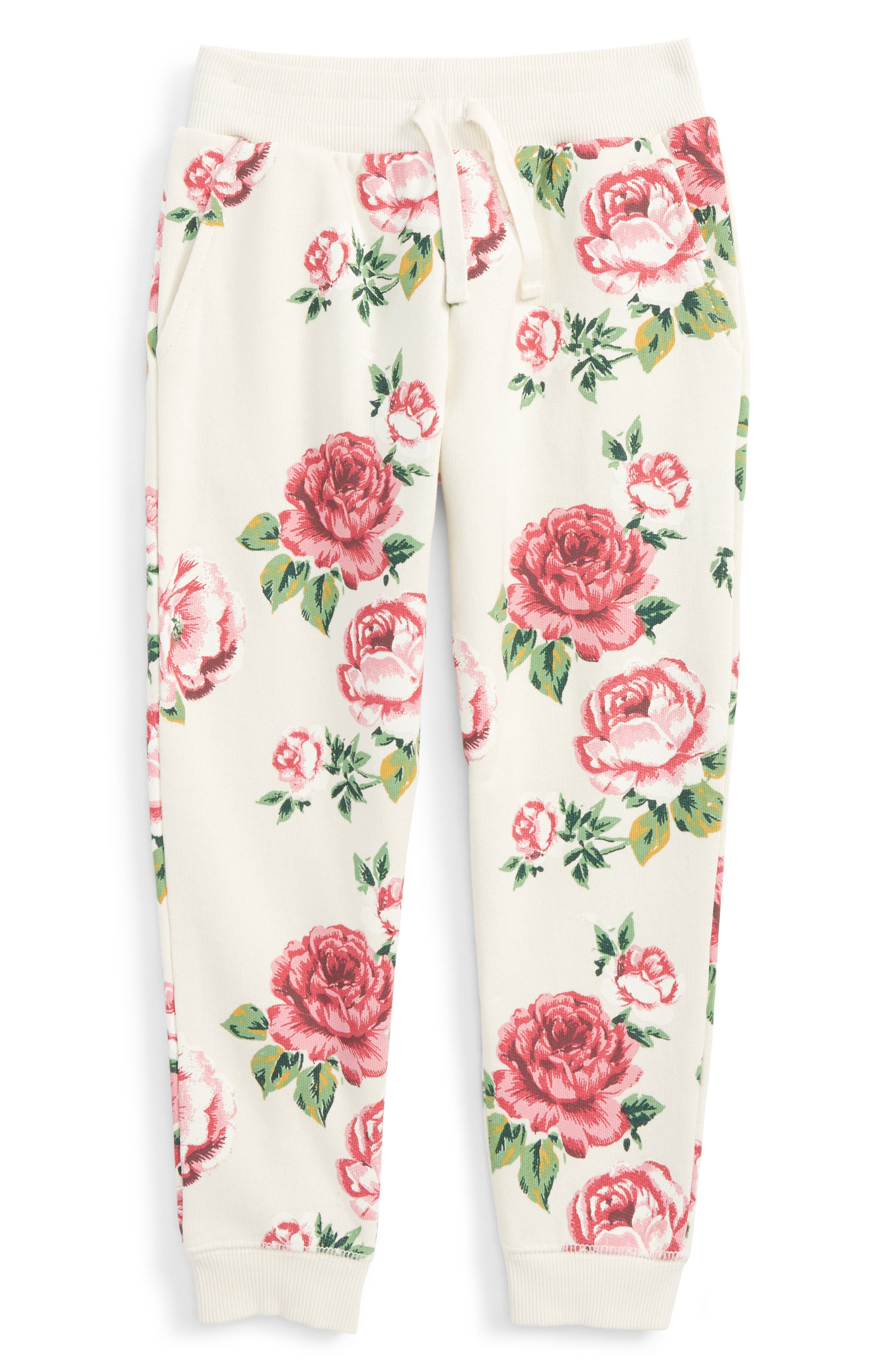 PEEK Floral Sweatpants