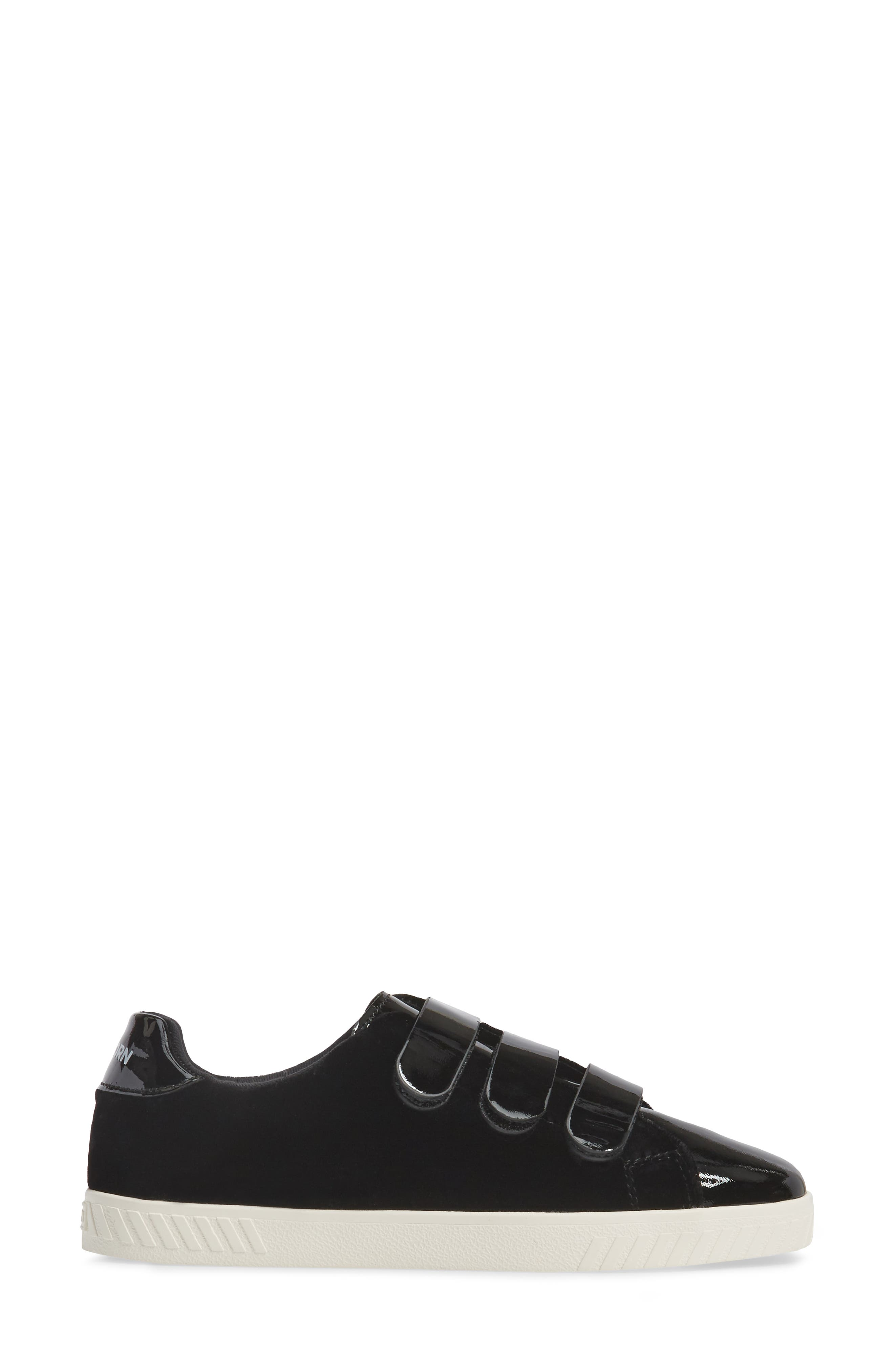 Carry Sneaker,                             Alternate thumbnail 3, color,                             Black/ Nero