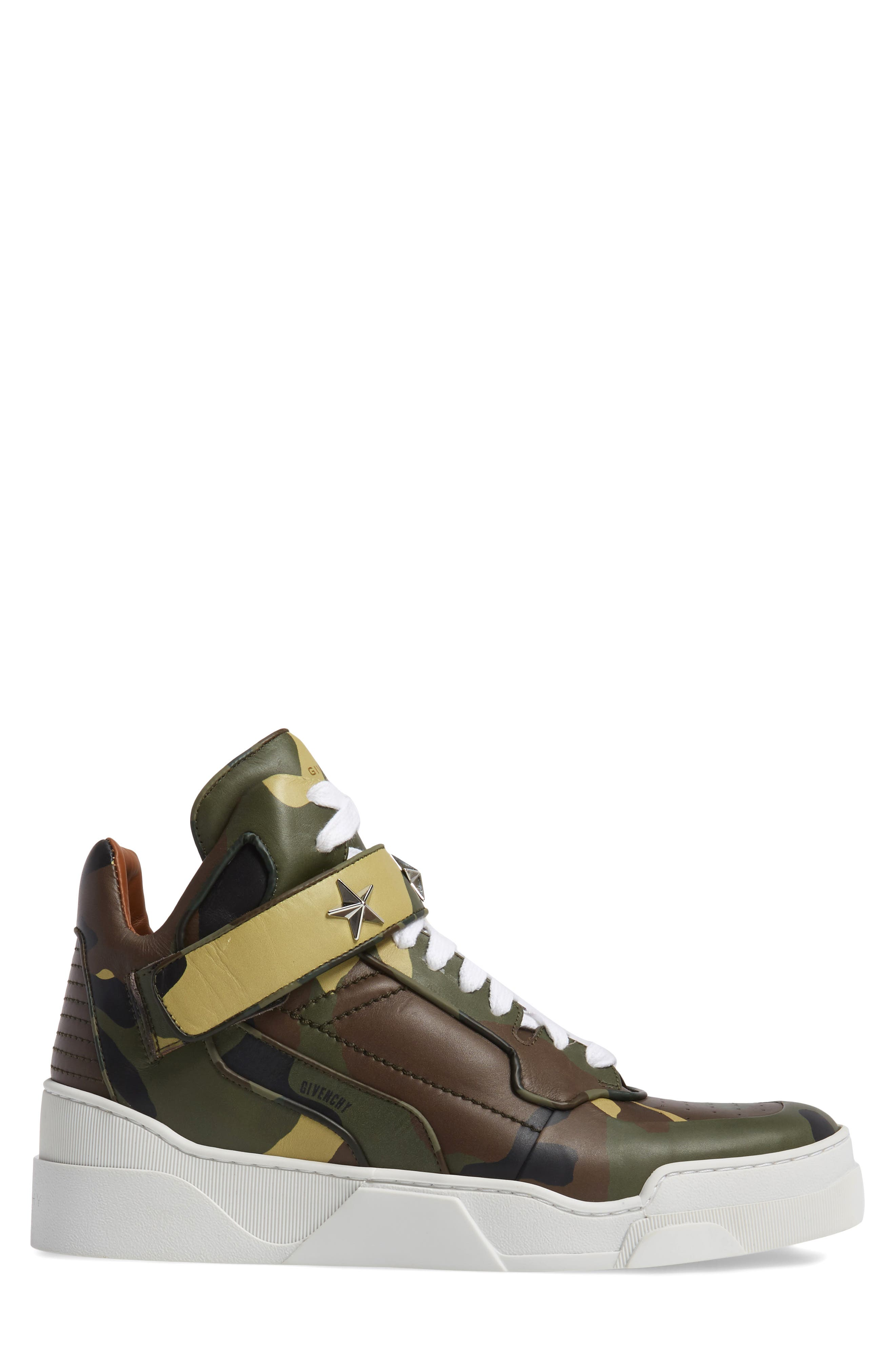 Alternate Image 3  - Givenchy 'Tyson' High Top Sneaker (Men) (Nordstrom Exclusive)