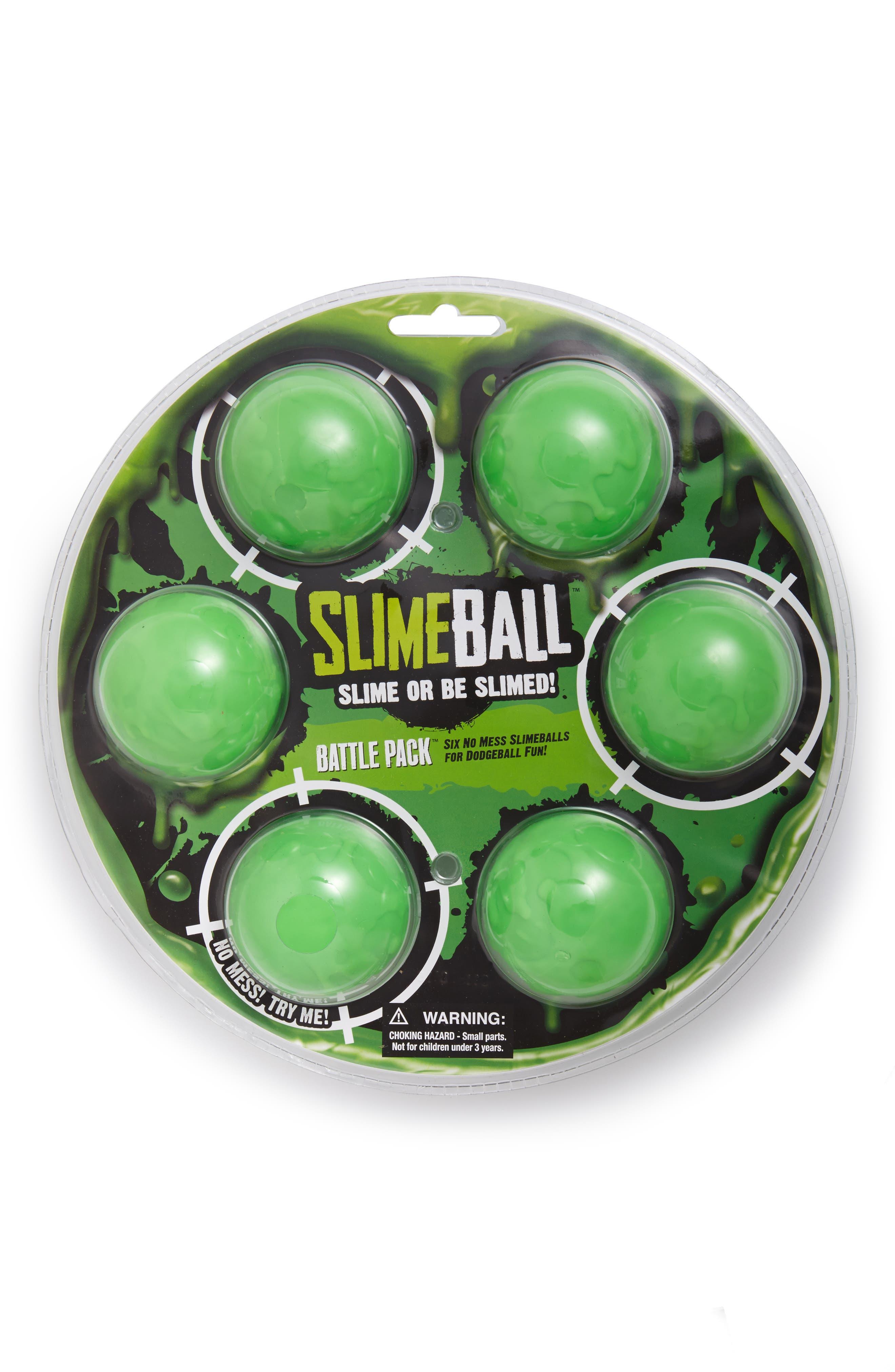 Diggin'Slimeball' Battle Pack
