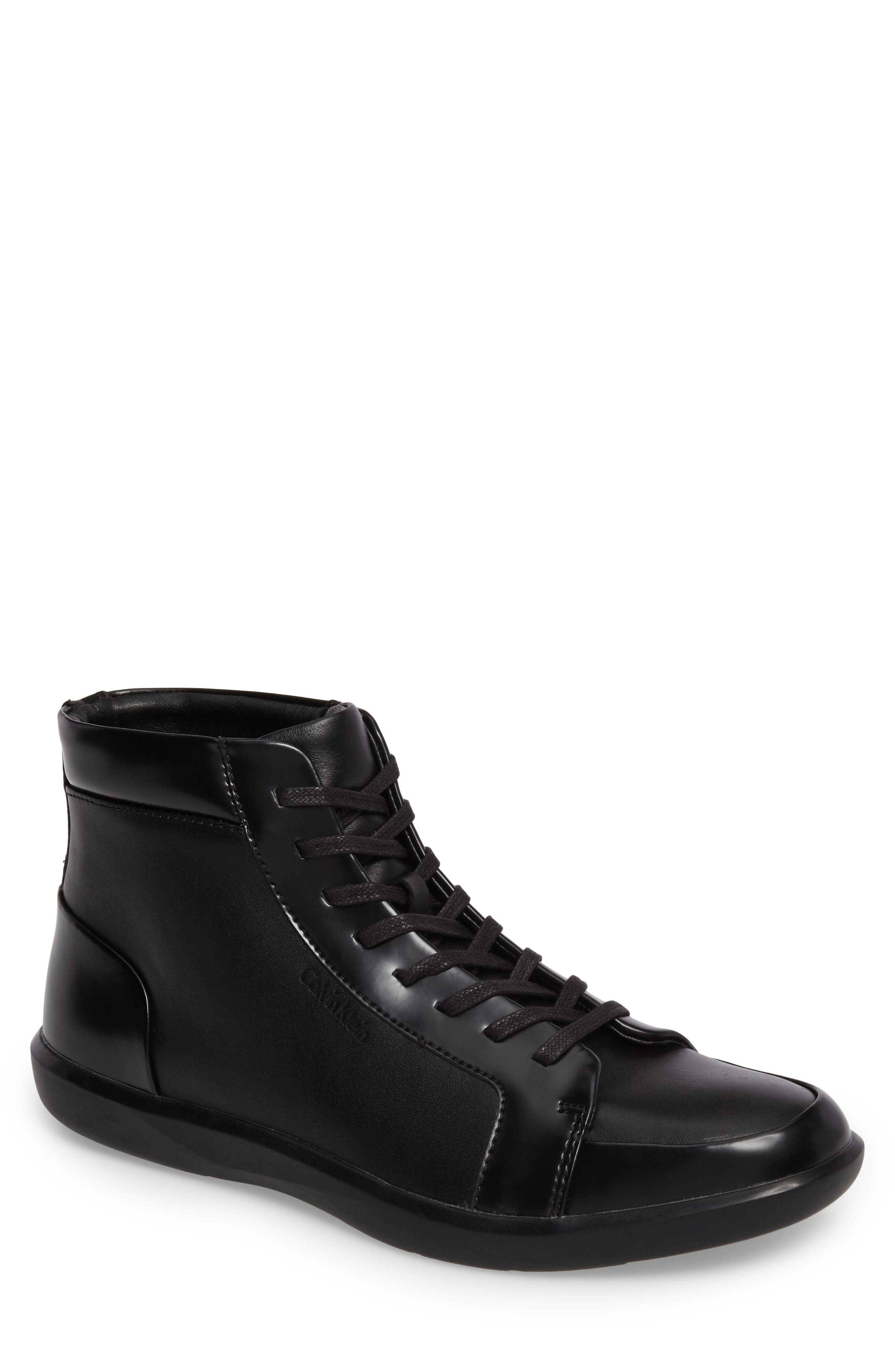 Malvern Sneaker,                         Main,                         color, Black