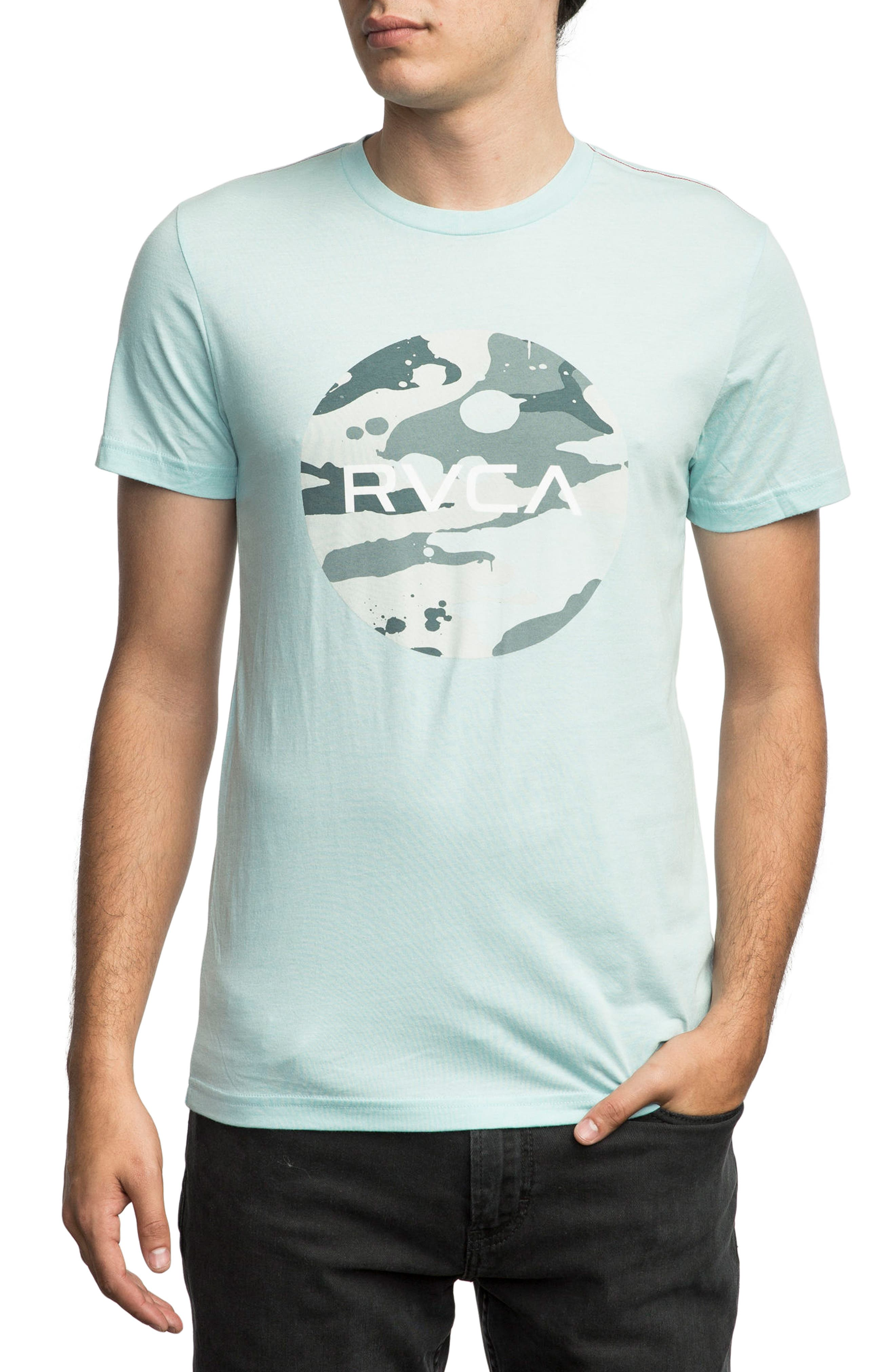 RVCA Stash Motors Graphic T-Shirt