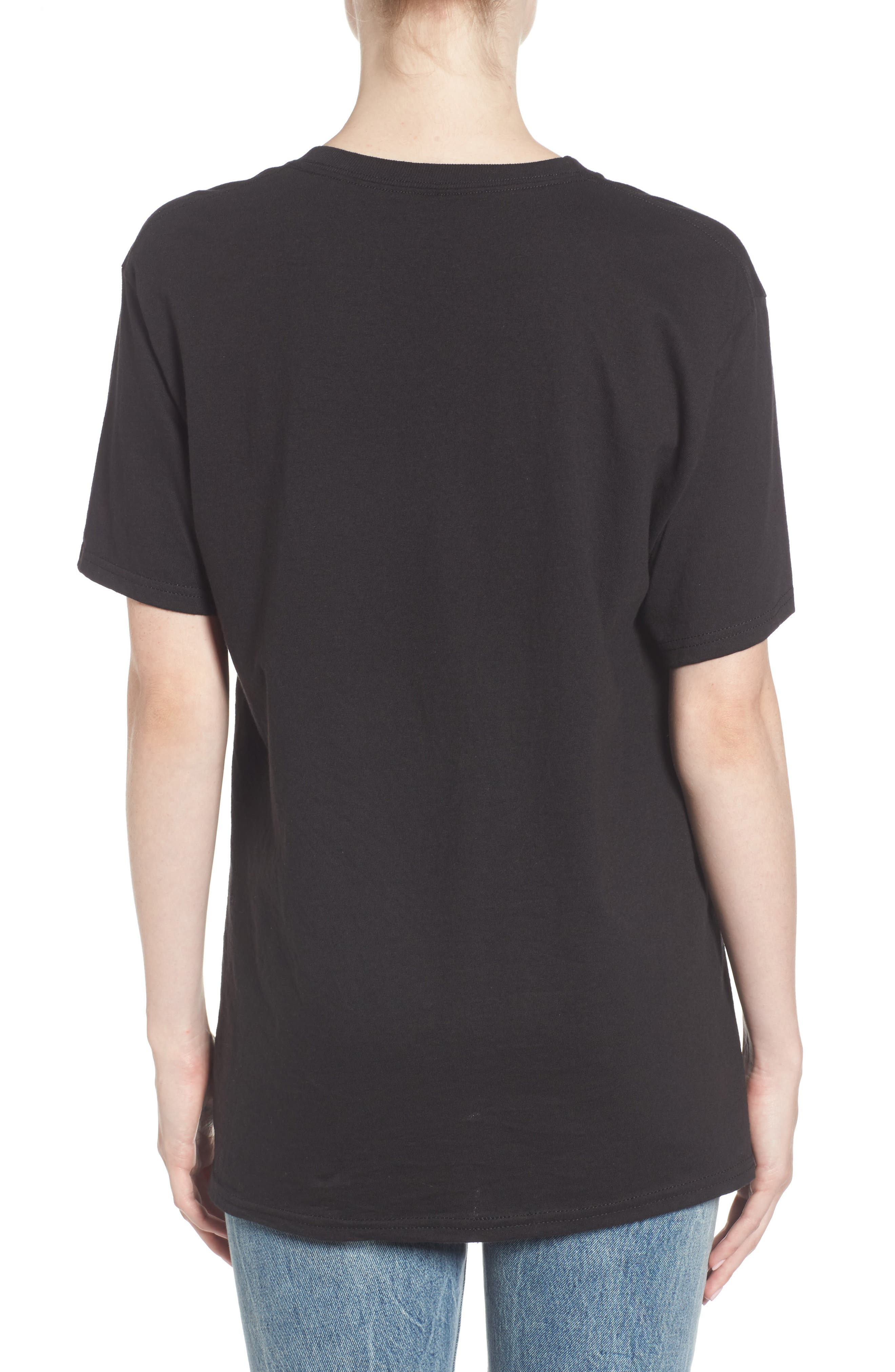 Alternate Image 4  - Gangster Doodles Missy Elliott T-Shirt
