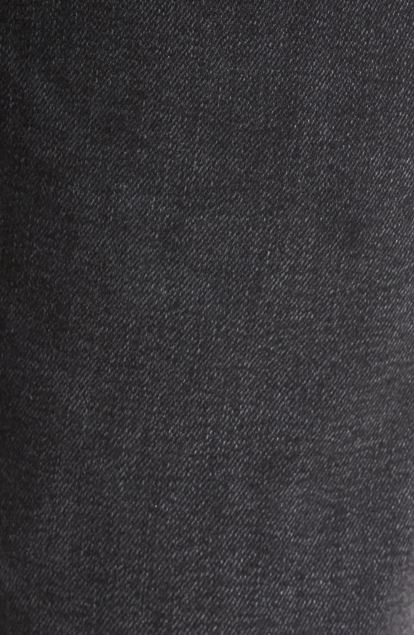 Alternate Image 5  - DL1961 Hunter Skinny Jeans (Argon)
