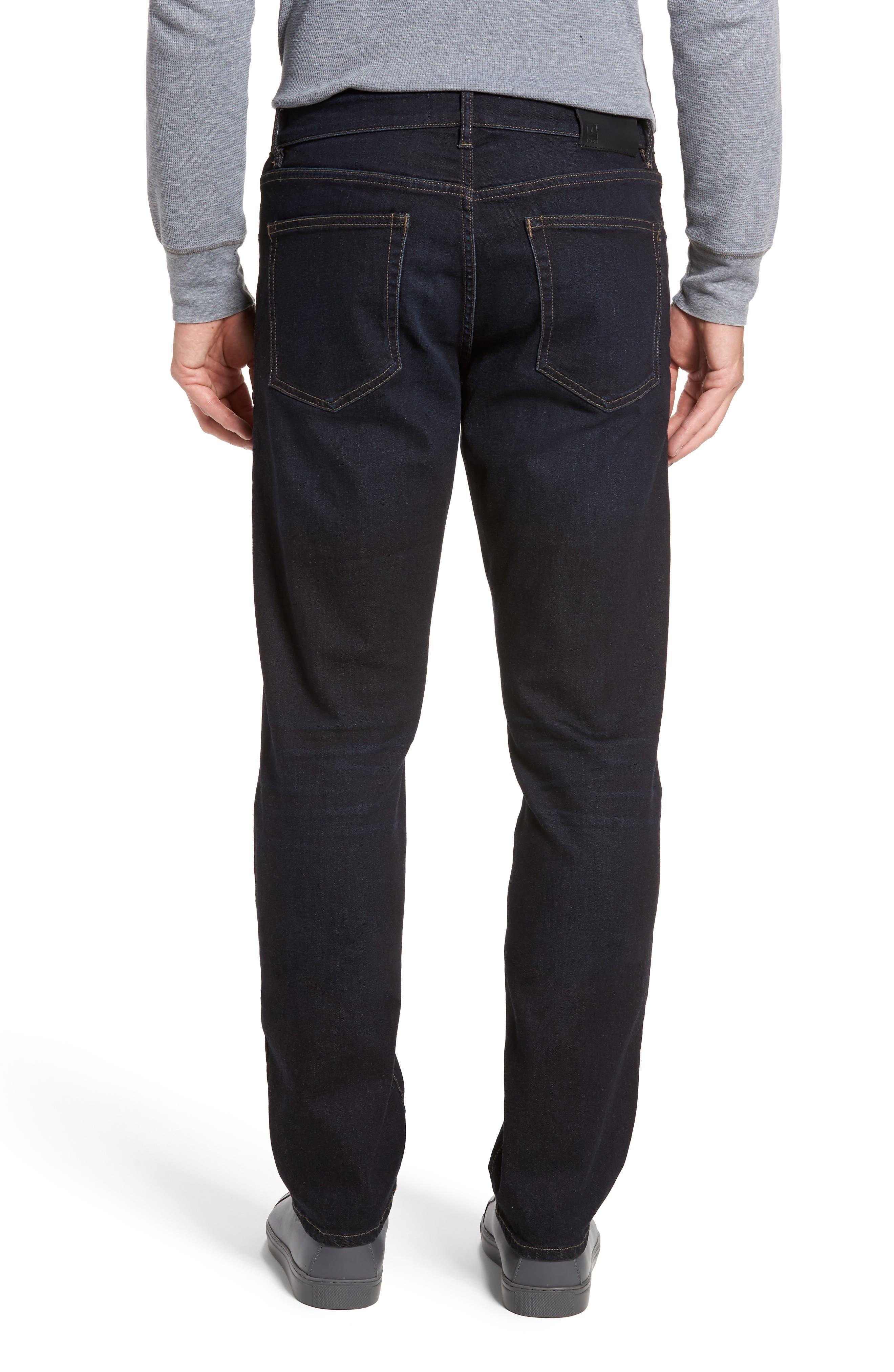 Russell Slim Straight Leg Jeans,                             Alternate thumbnail 2, color,                             Forte