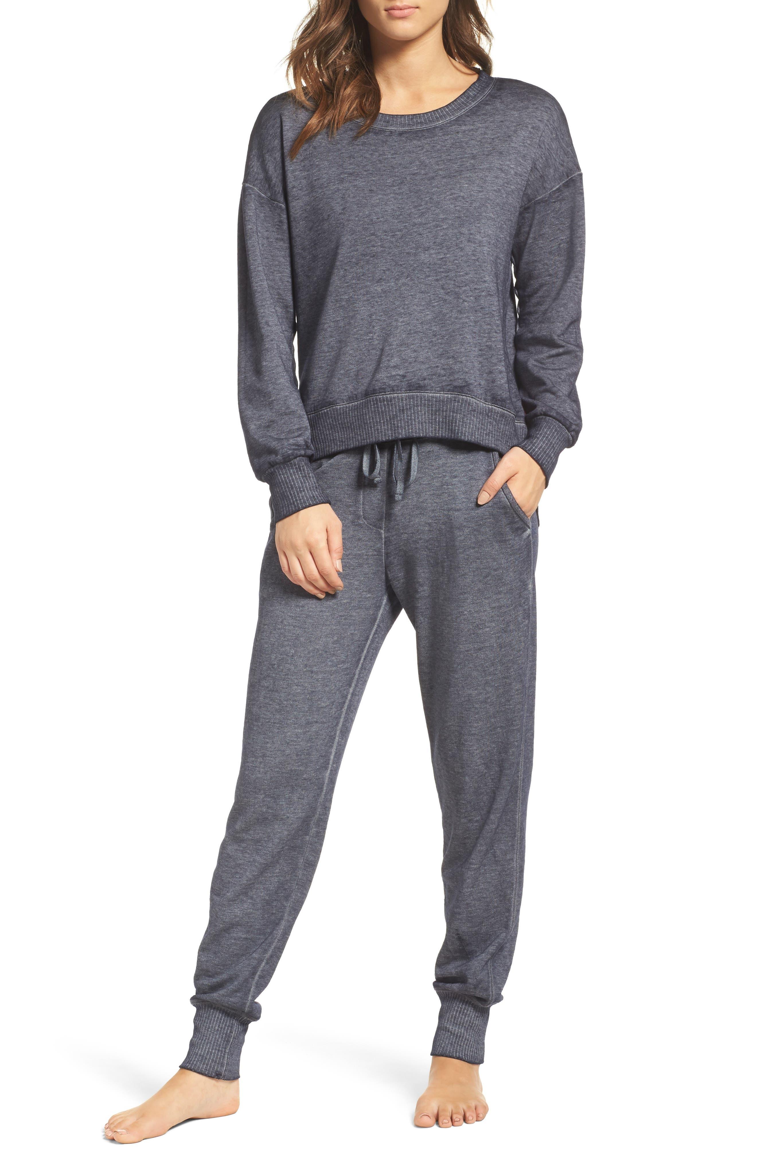 Alternate Image 4  - Josie Sunset Blvd Pullover Sweatshirt