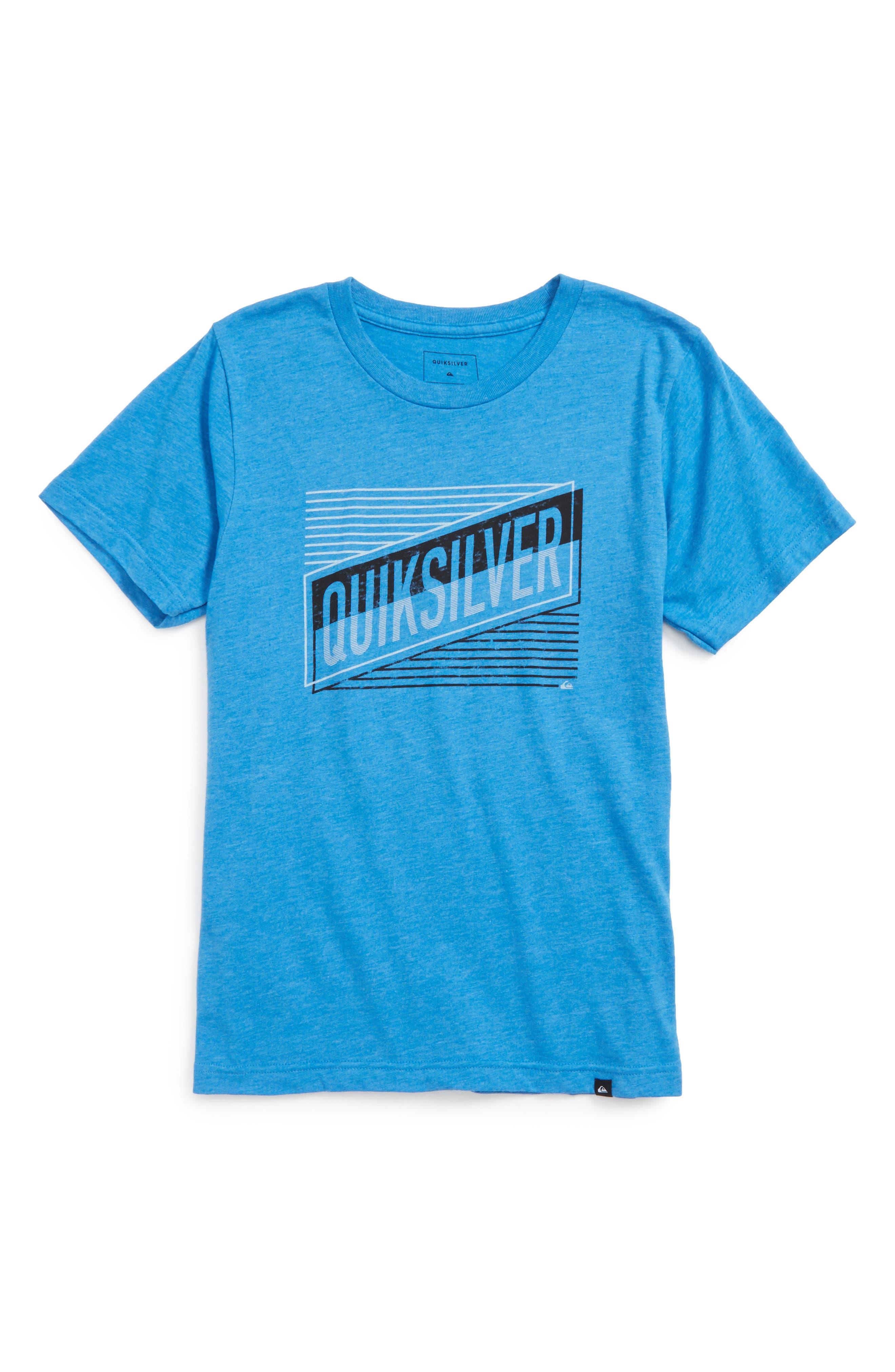 Alternate Image 1 Selected - Quiksilver Port Roca T-Shirt (Big Boys)