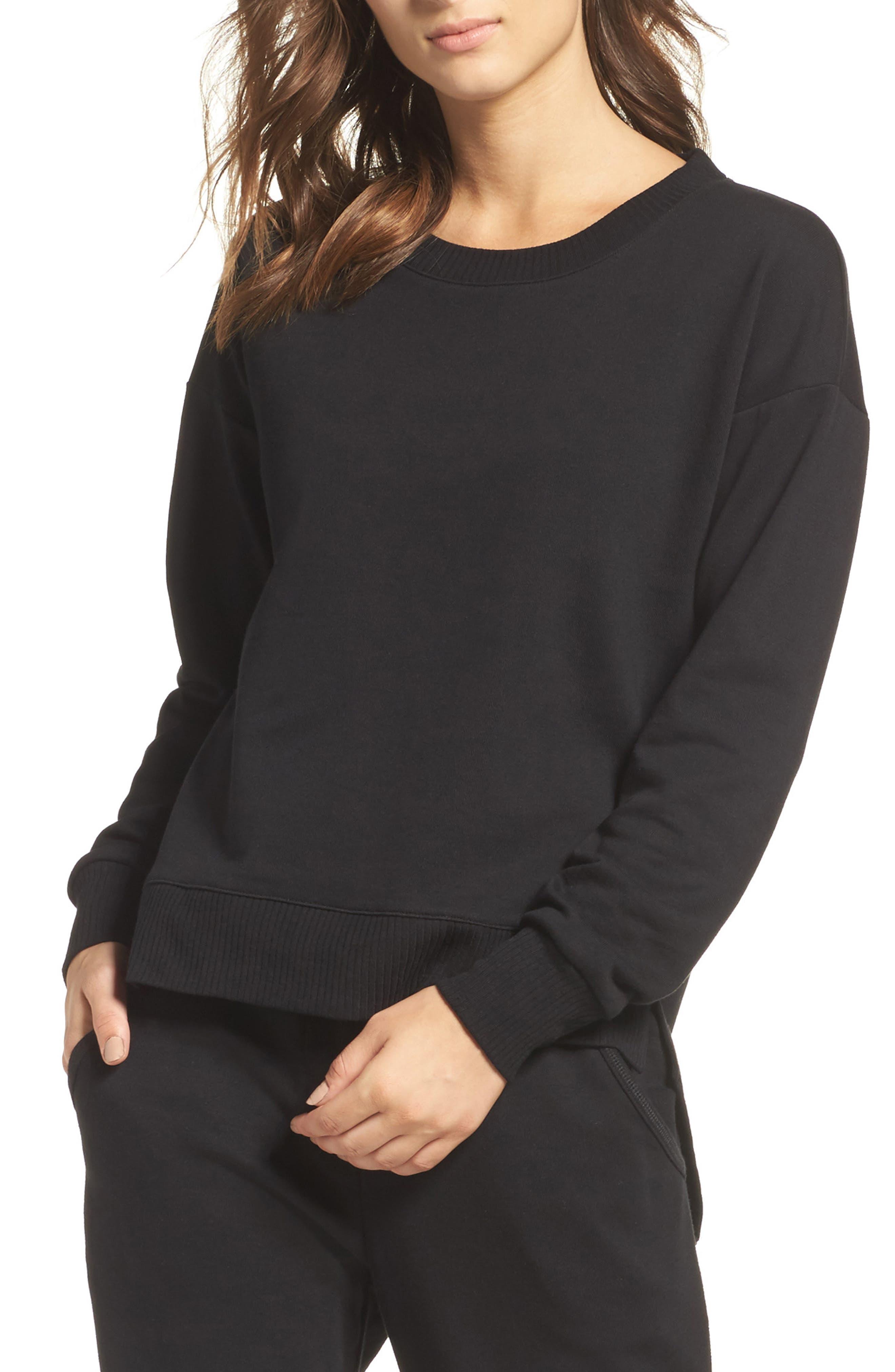 Josie Sunset Blvd Pullover Sweatshirt