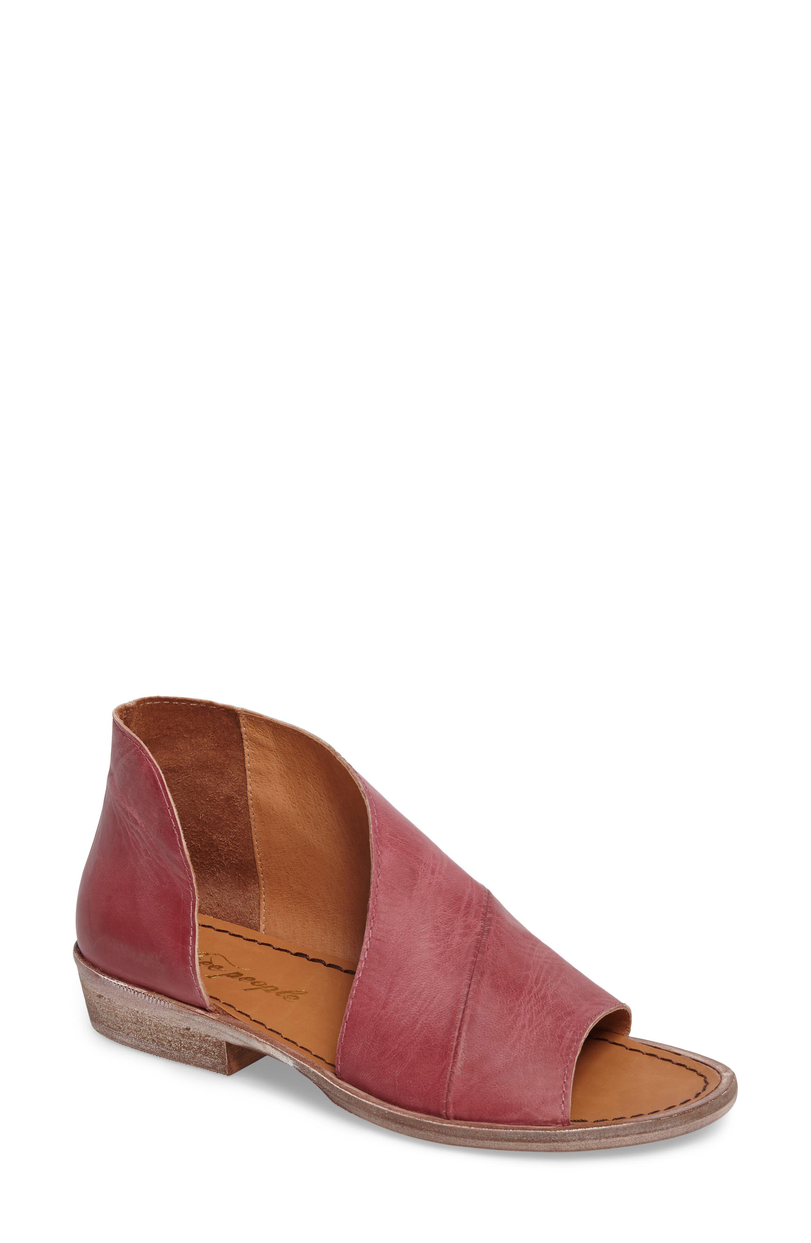 Main Image - Free People 'Mont Blanc' Asymmetrical Sandal (Women)