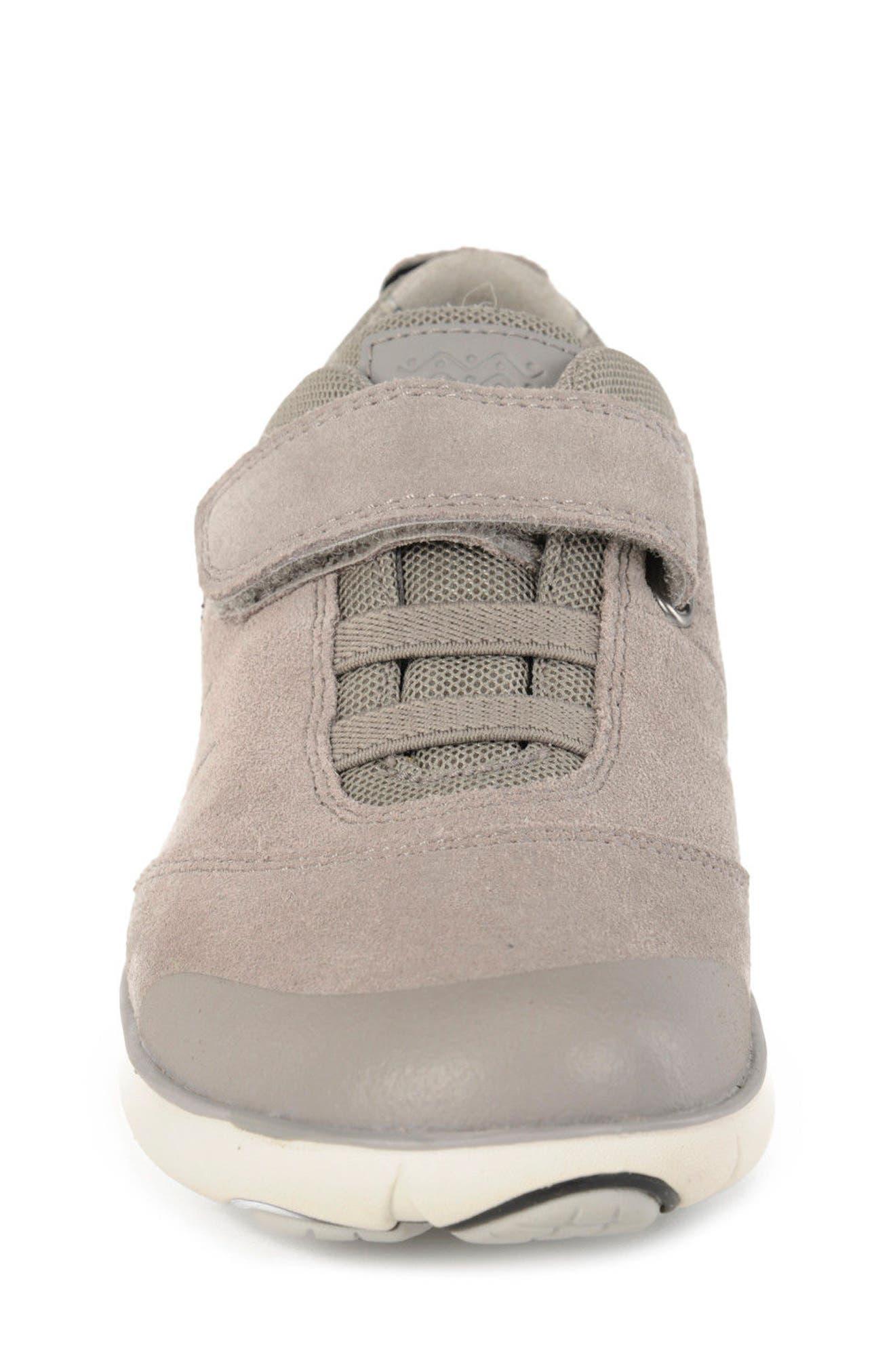 Nebula Low Top Sneaker,                             Alternate thumbnail 4, color,                             Grey