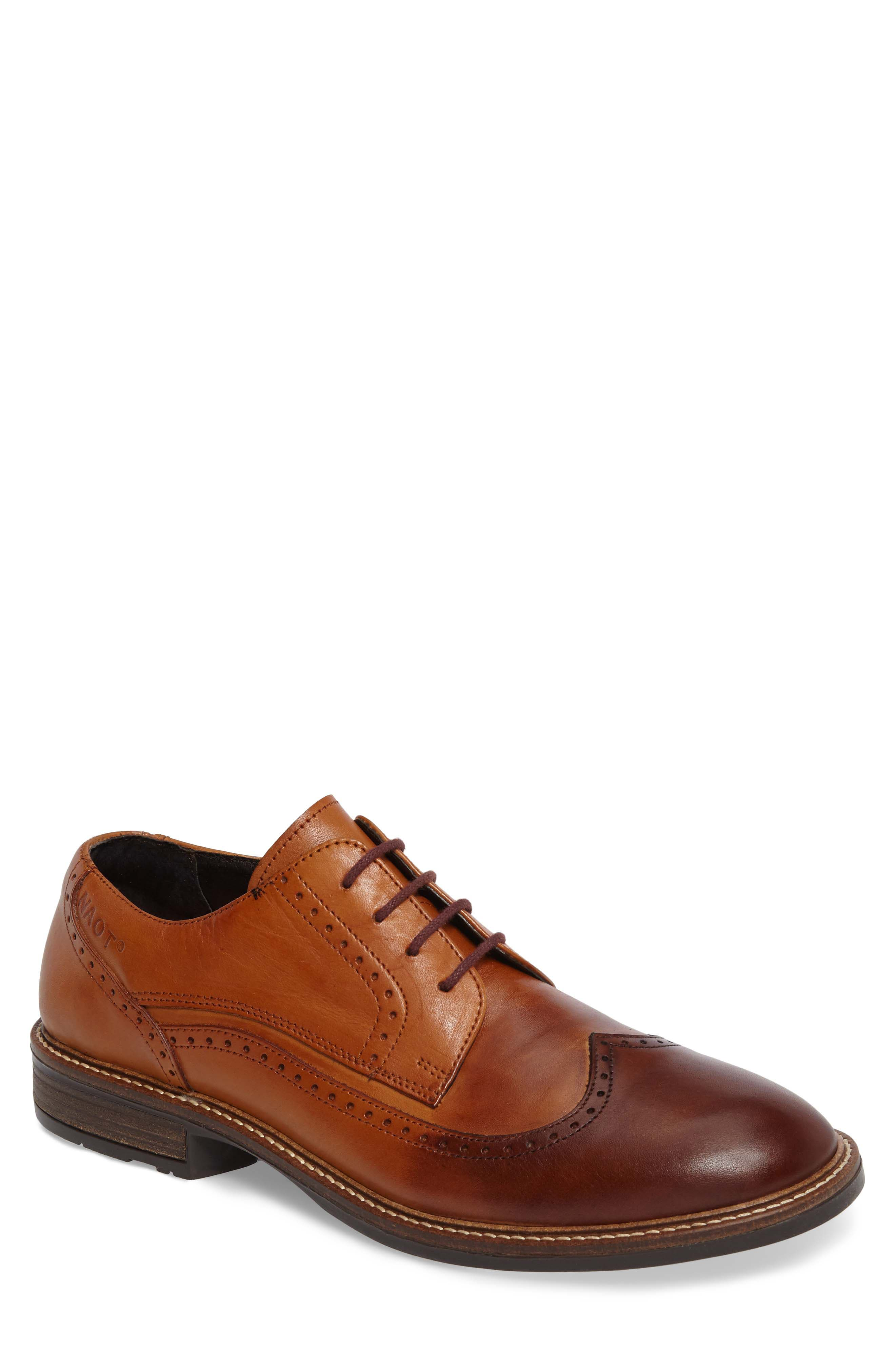 Naot Magnate Wingtip (Men)