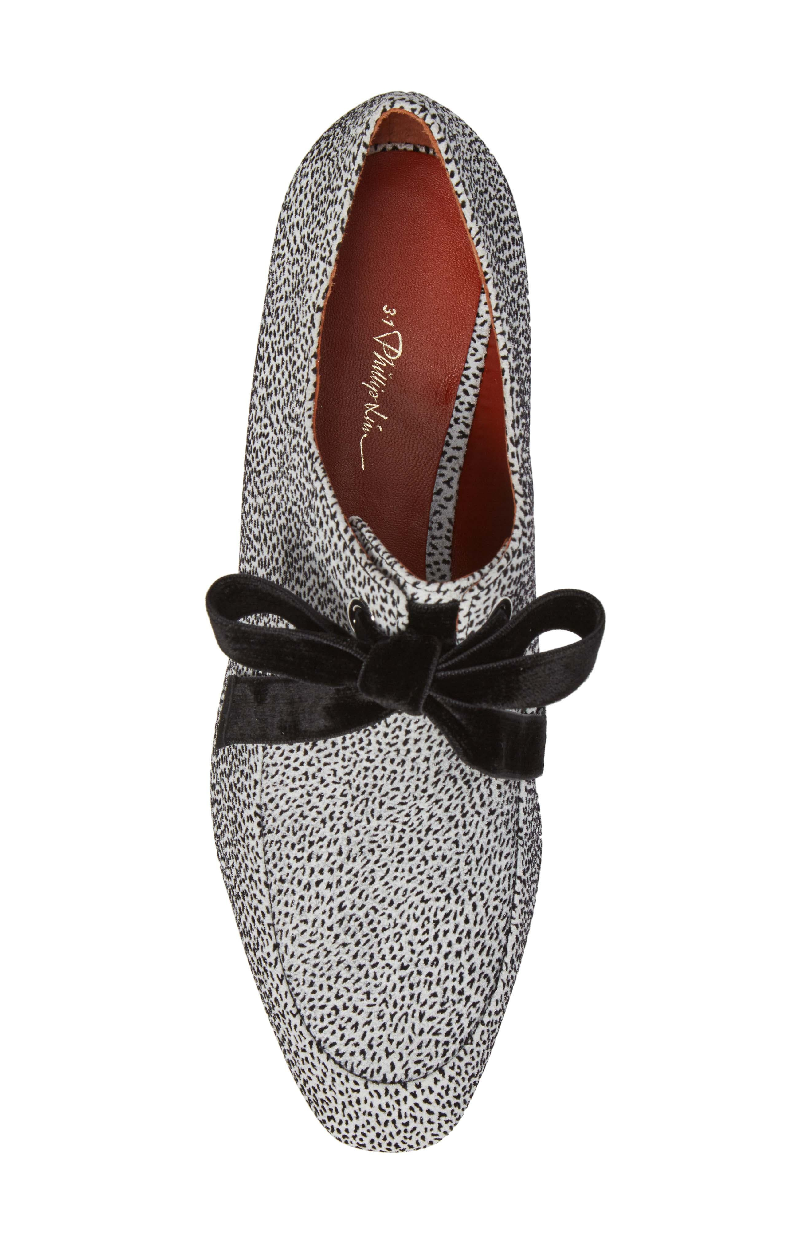 Alternate Image 5  - 3.1 Philip Lim Velvet Bow Loafer (Women)