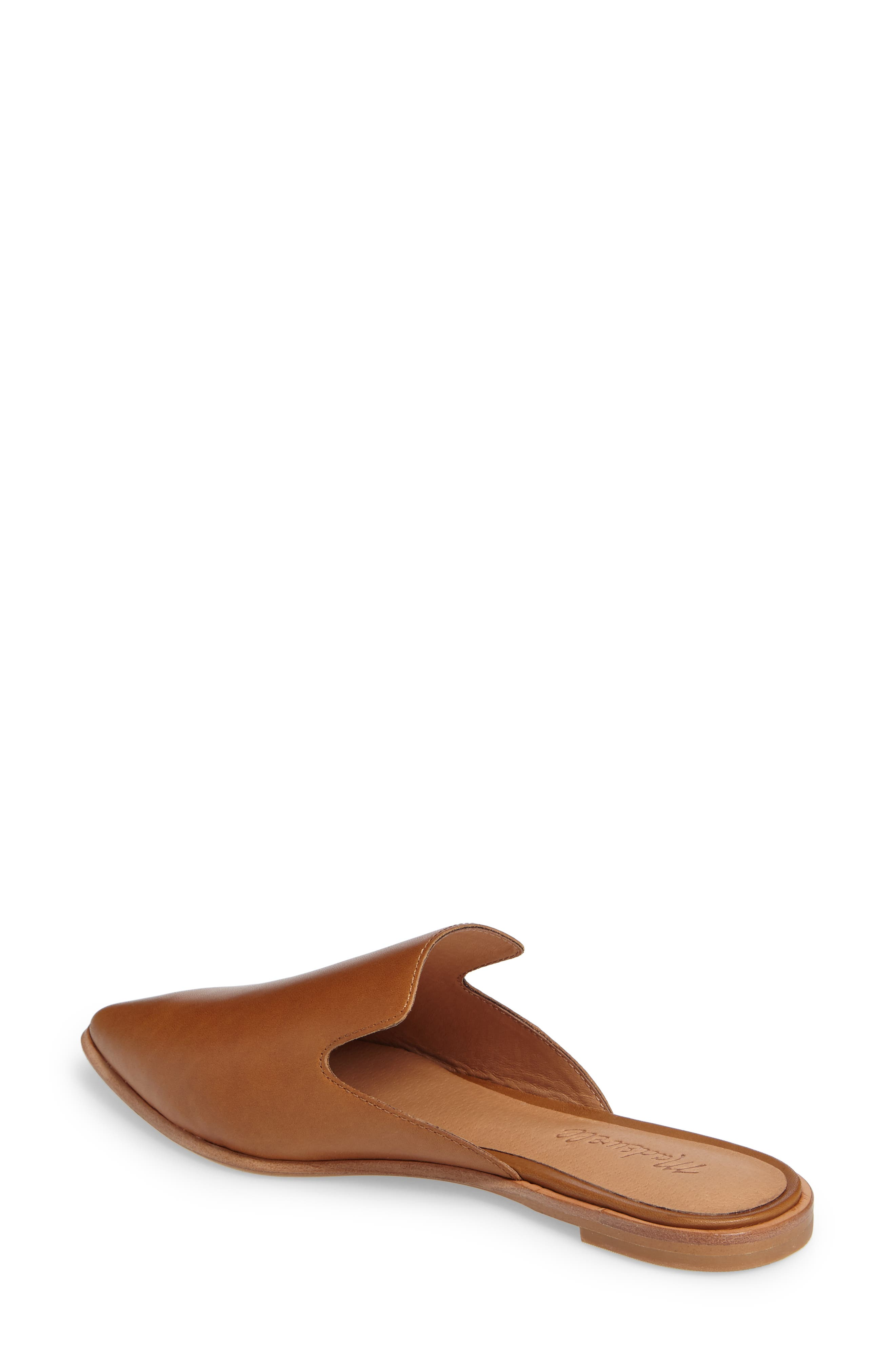 Alternate Image 2  - Madewell The Gemma Pointy Toe Mule (Women)