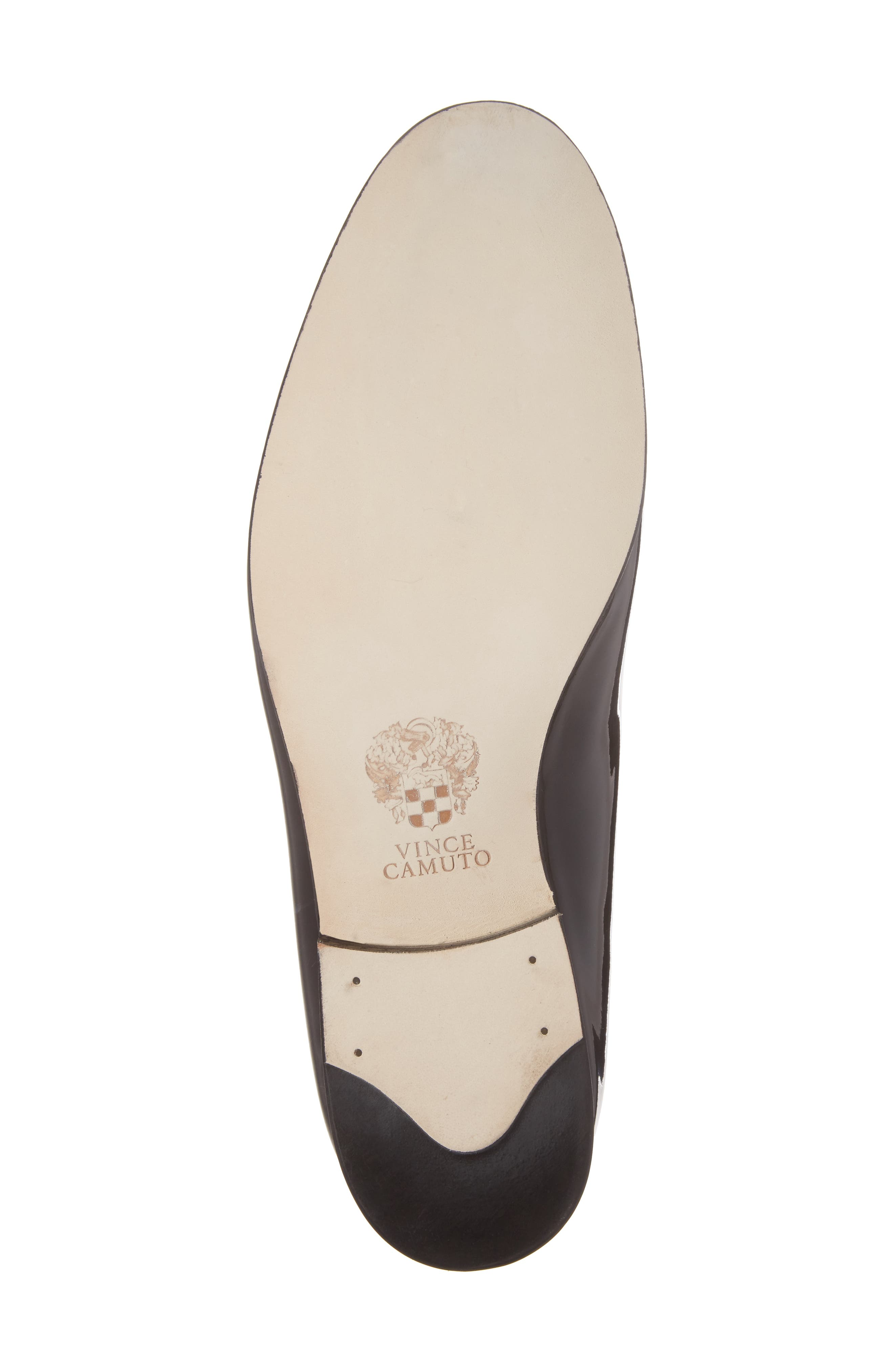 Bravi Loafer,                             Alternate thumbnail 6, color,                             Black Patent Leather